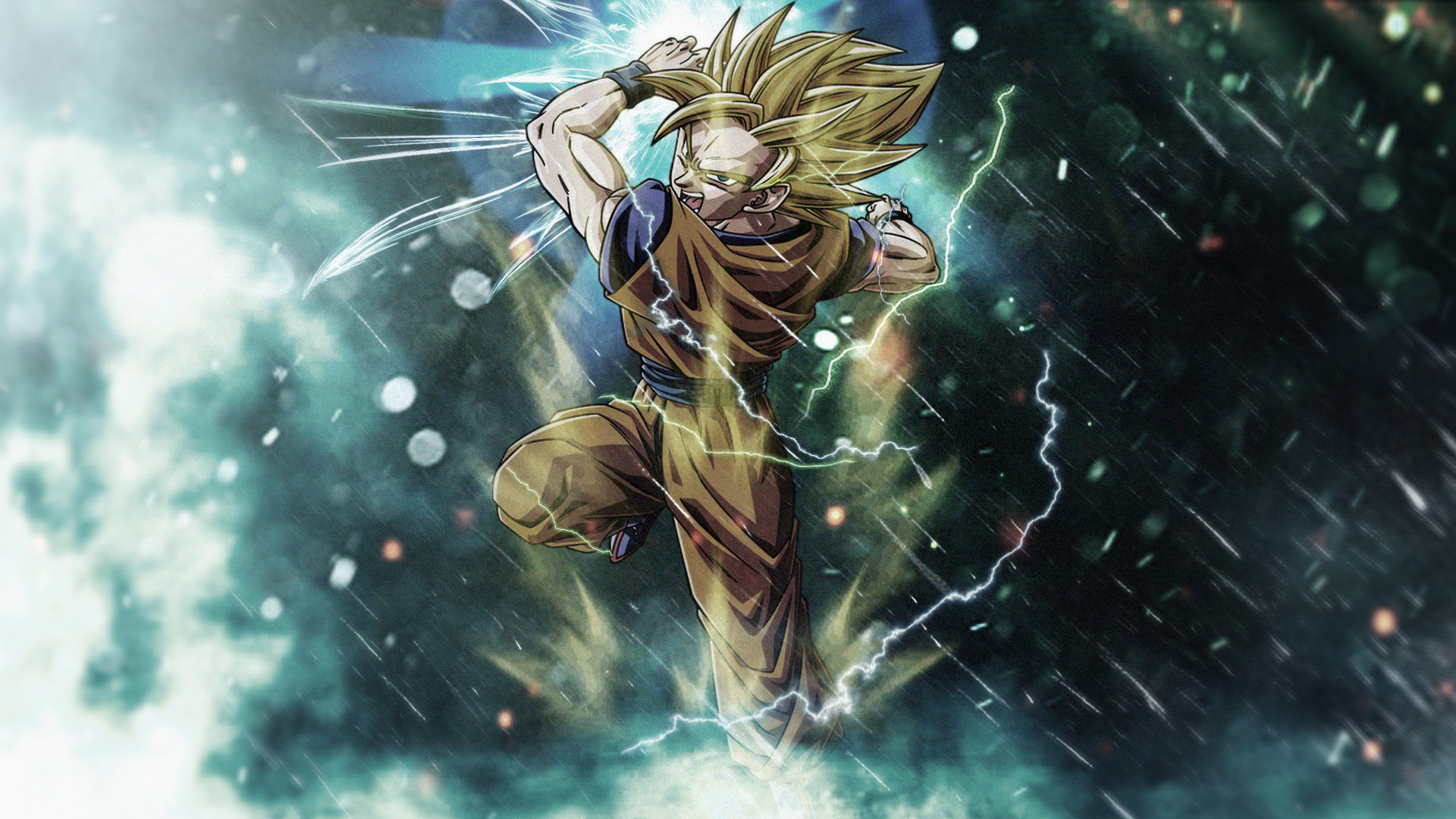 Dragon Ball Z Goku Wallpaper 72 Pictures