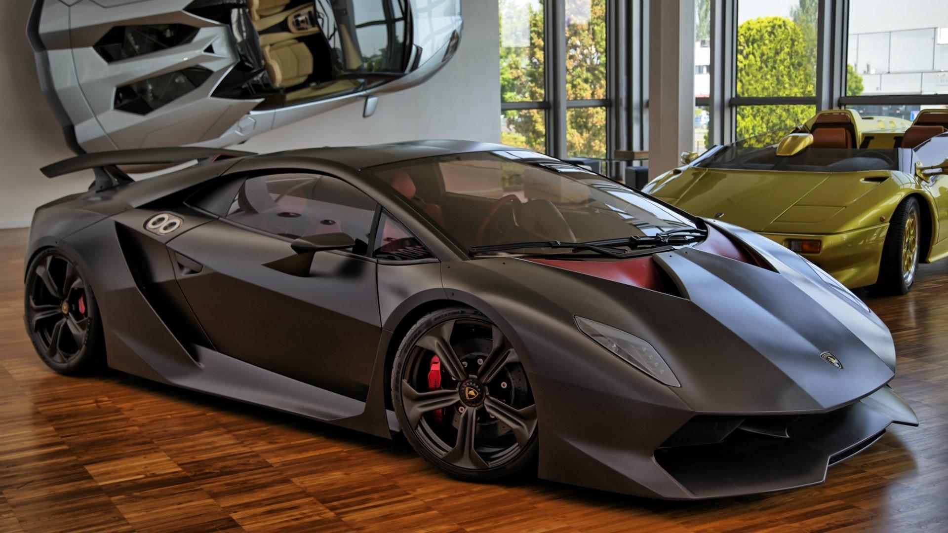 Lamborghini Sesto Elemento Concept 1920x1200
