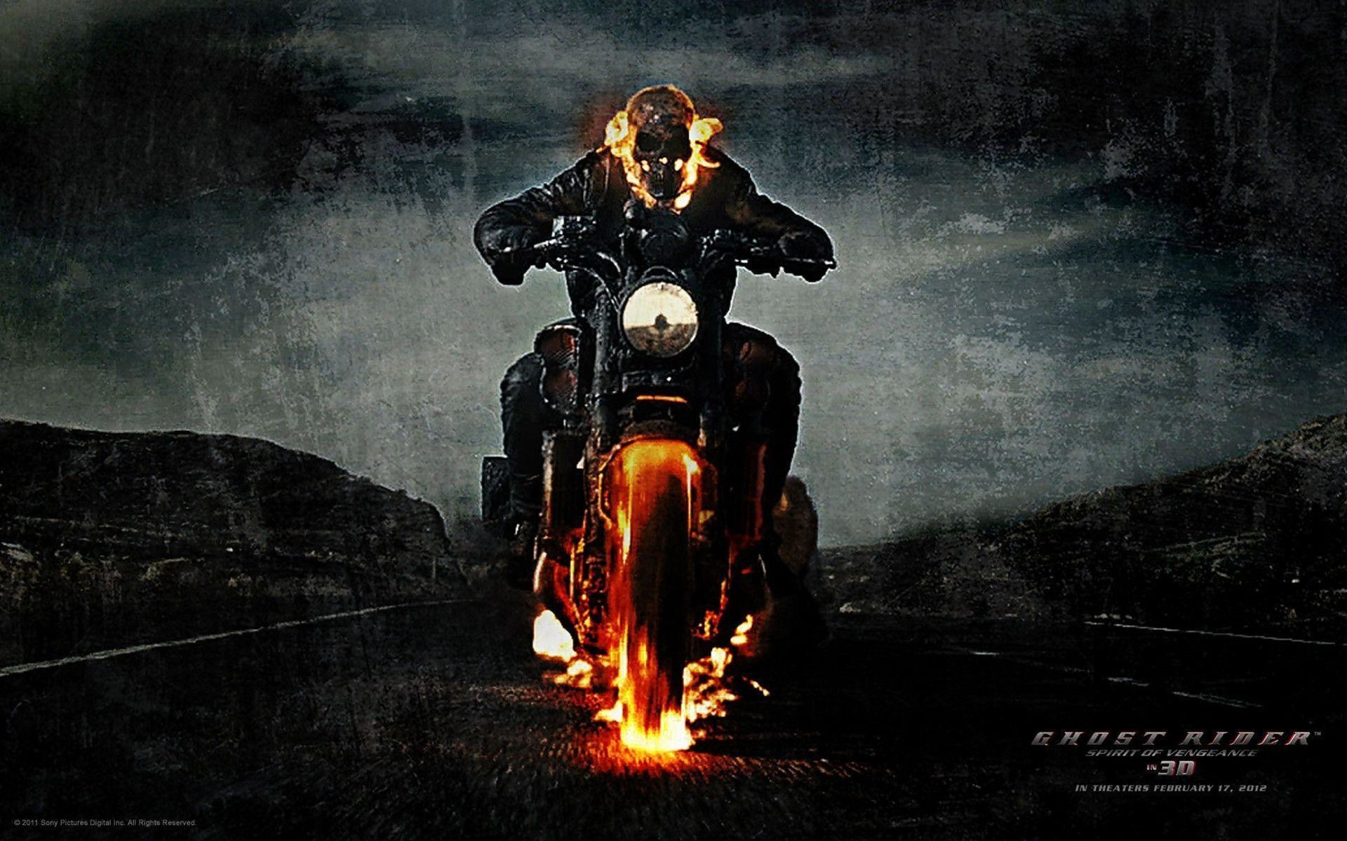 ghost rider hd wallpaper (67+ pictures)