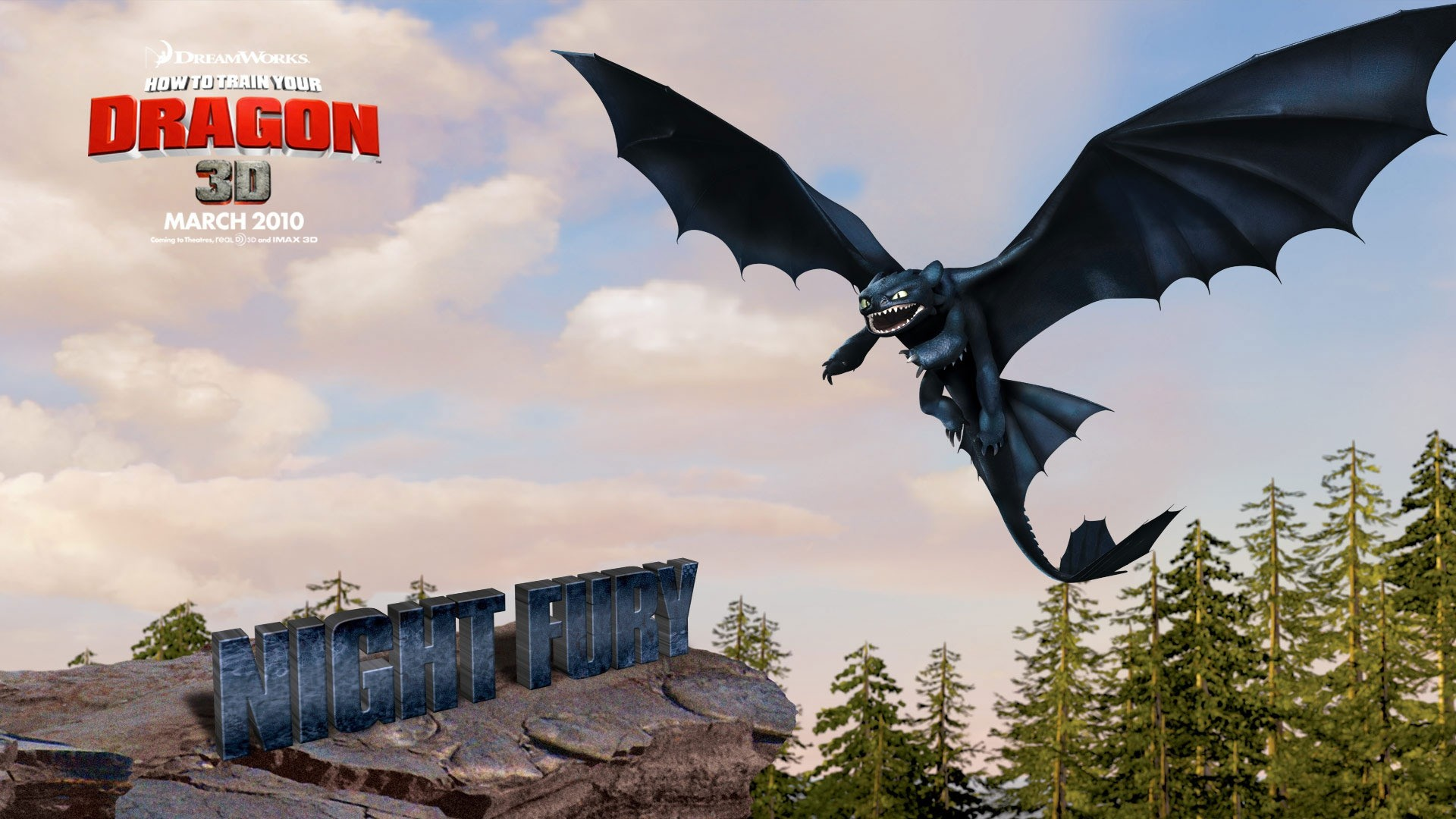 Toothless The Dragon Wallpaper 70 Pictures