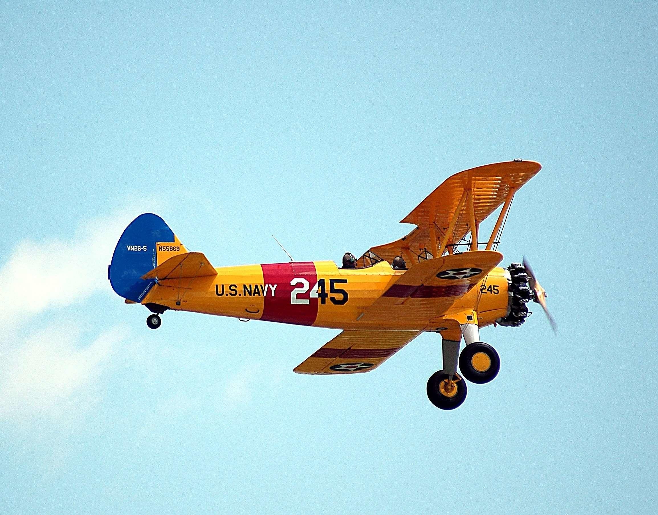 Vintage Flights and Aviation, Red Baron Triplane |Vintage Jet Planes