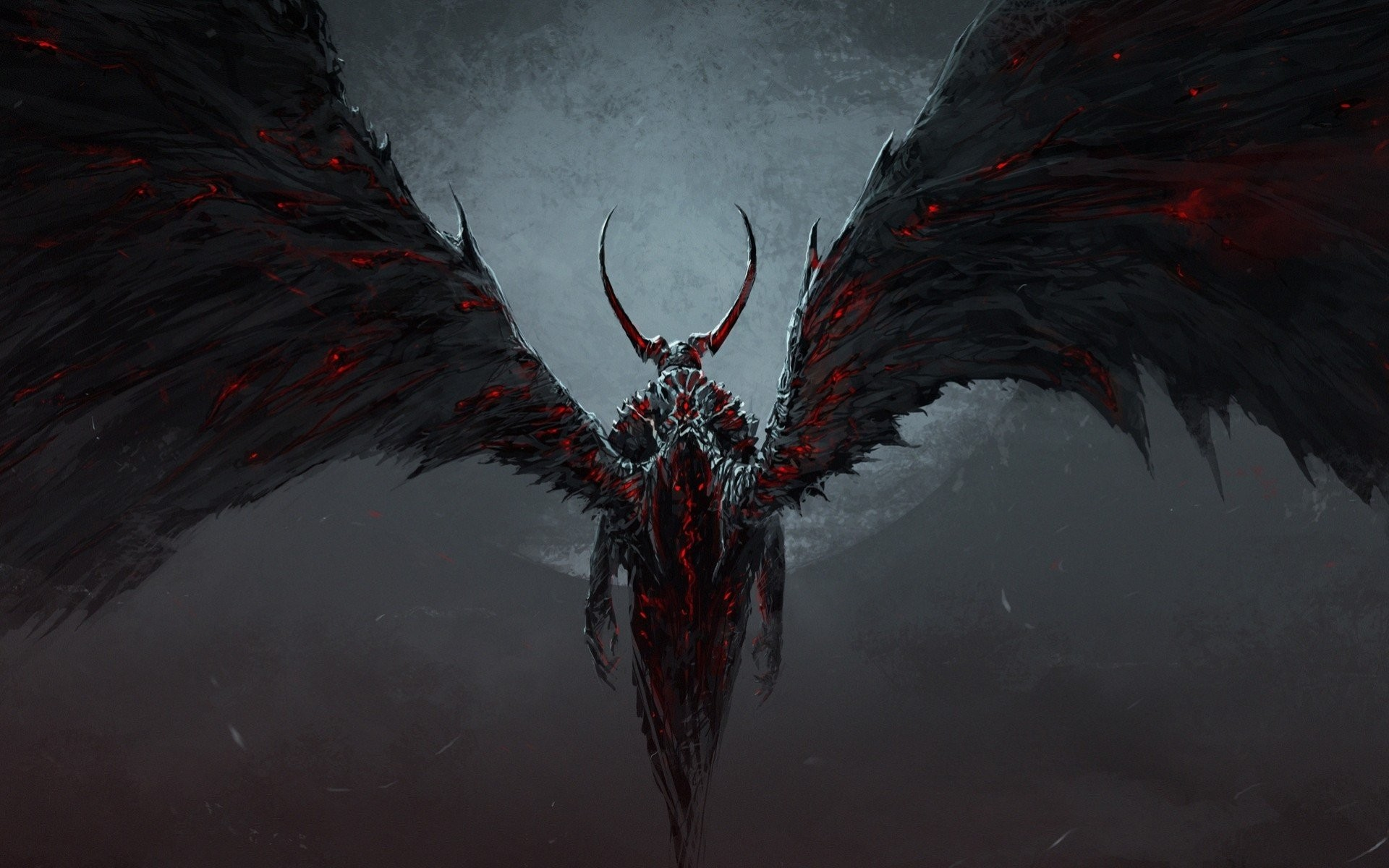 red moon demon - photo #23