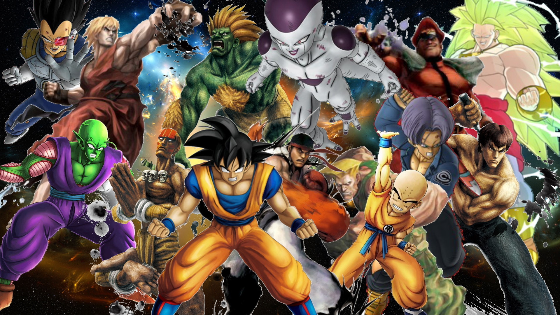 Hd Dragon Ball Z Wallpaper 72 Pictures