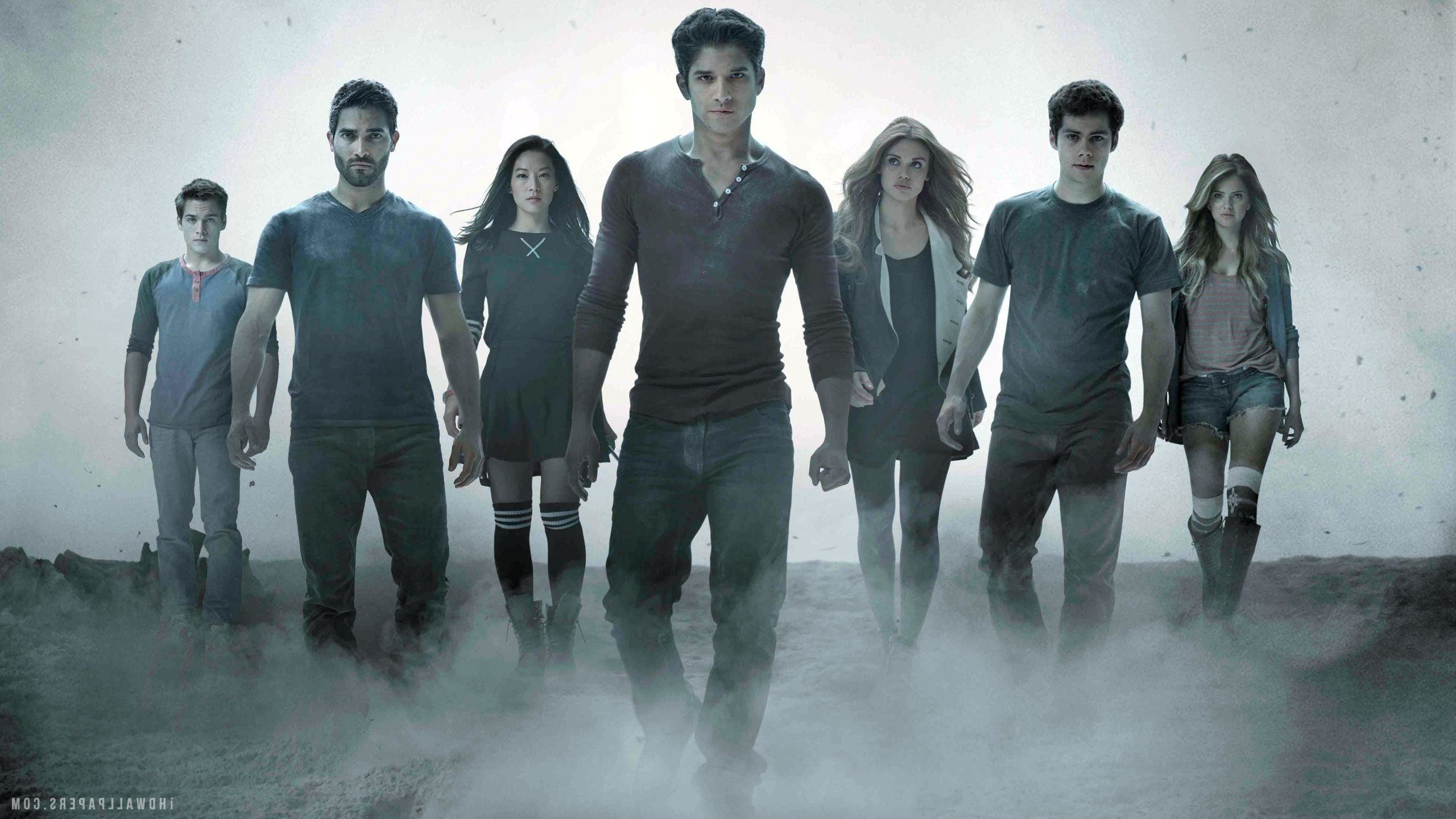 Teen Wolf Wallpapers (70+ pictures)