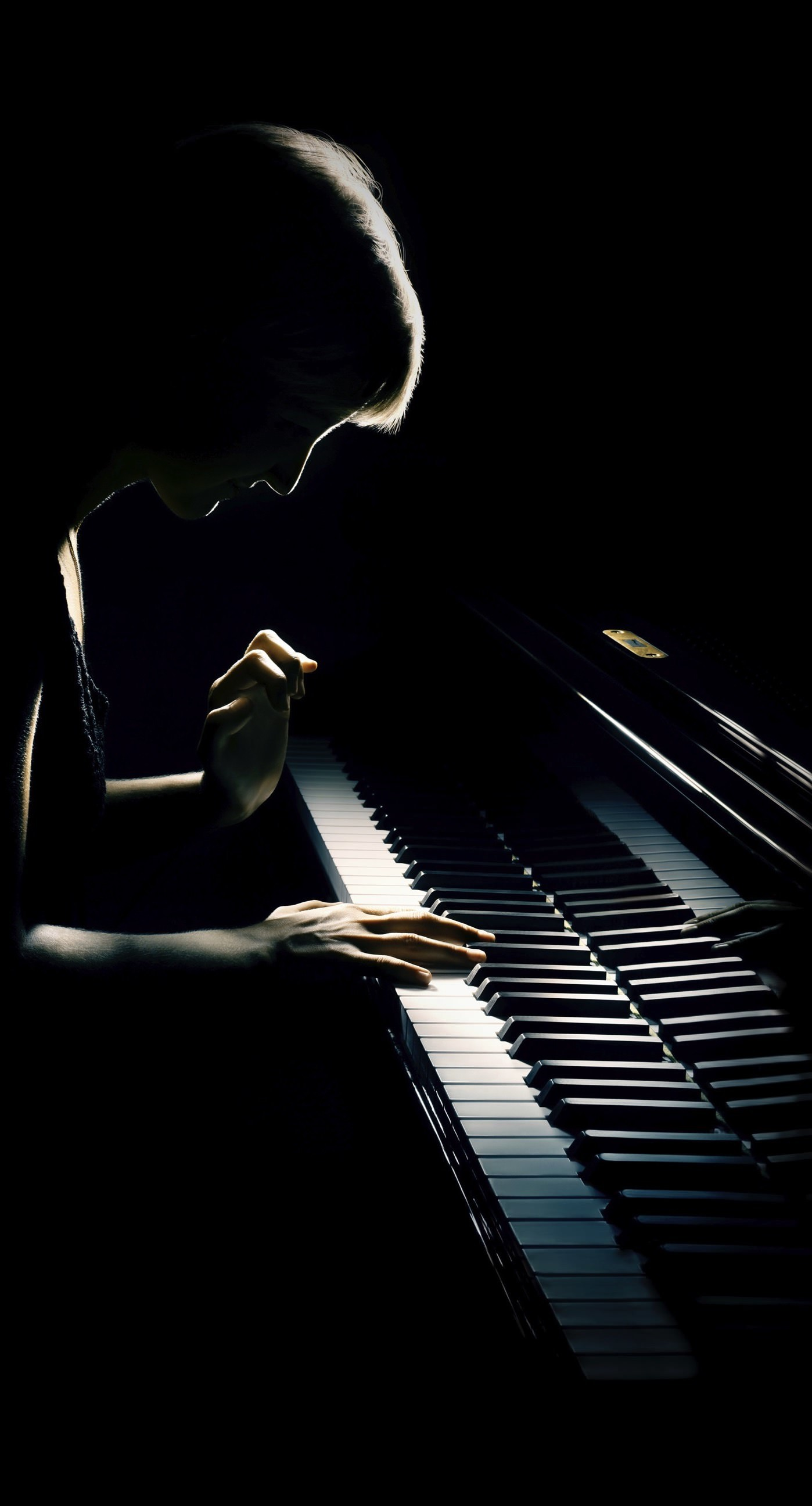 Piano Keys Wallpaper 74 Pictures