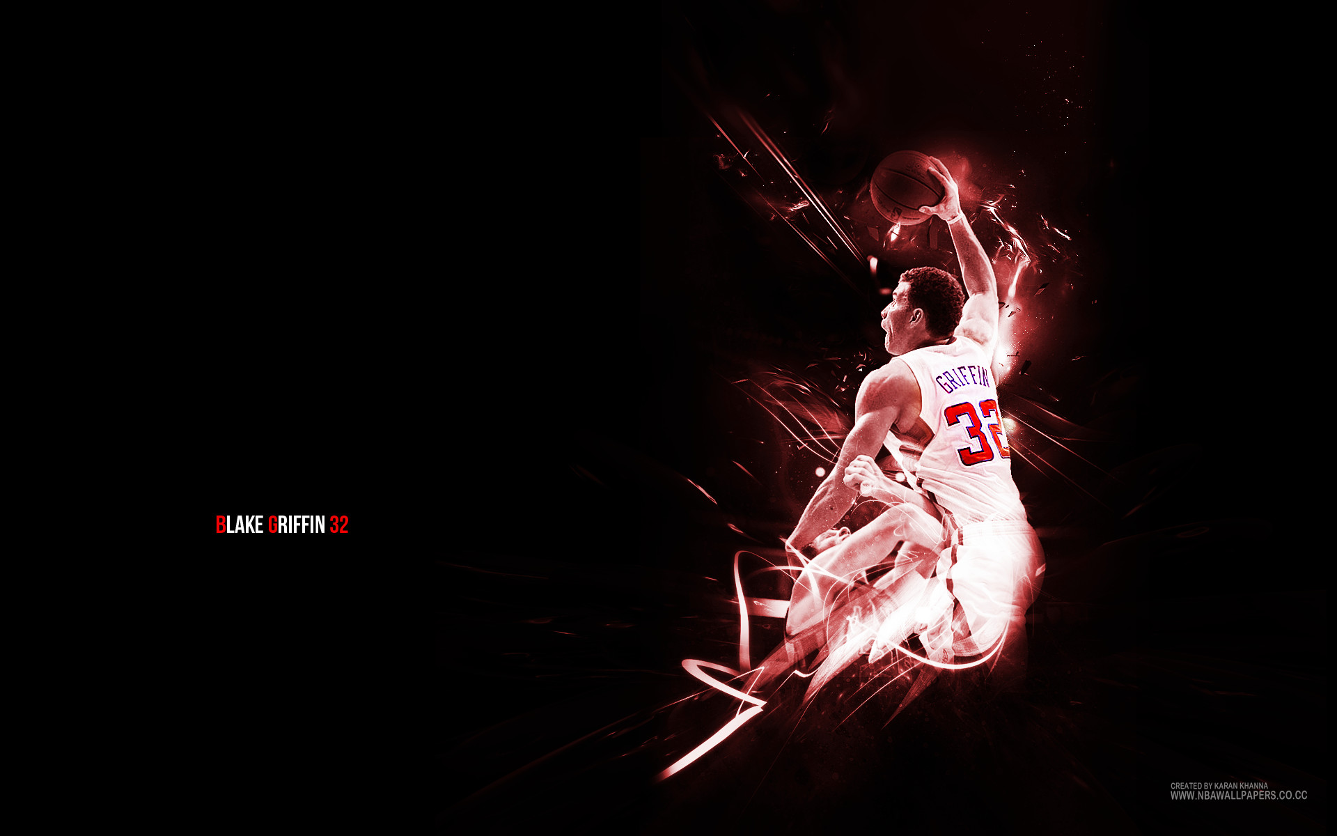 1920x1200 Blake Griffin Wallpapers Wallpaper · 65 · Download · Free ...
