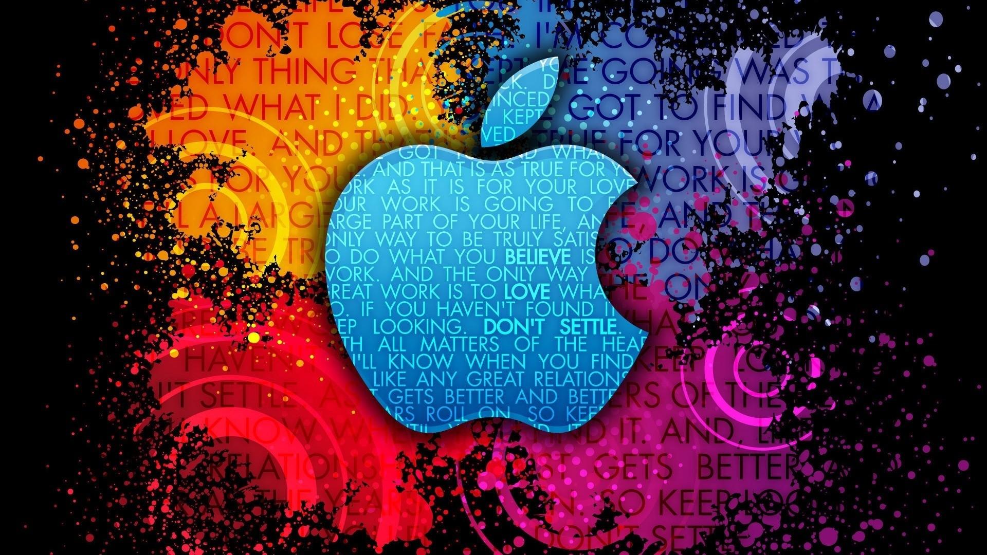 View Apple Mac Wallpaper 4K Background