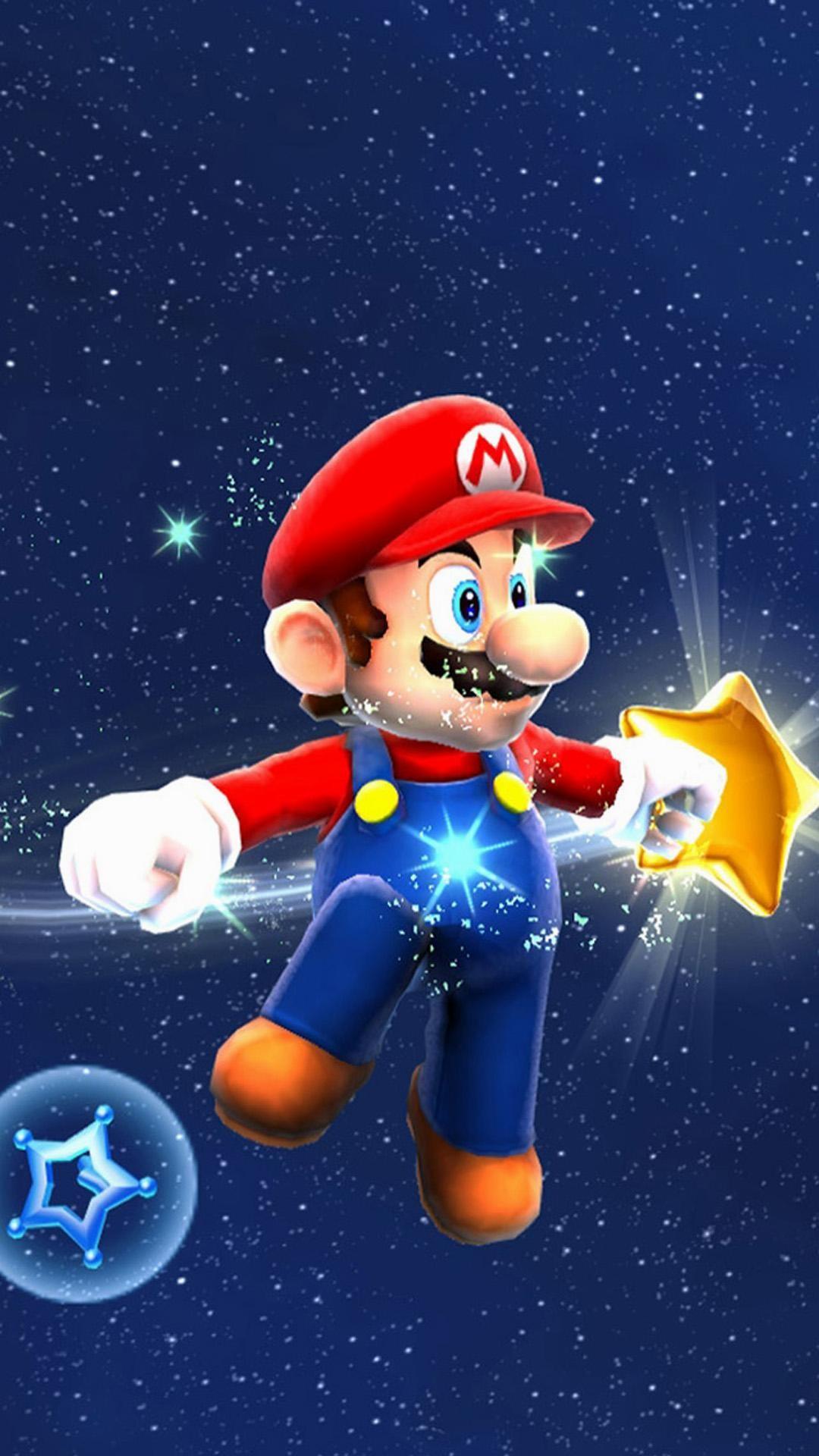Super Mario Galaxy 2 Wallpaper Hd 77 Pictures