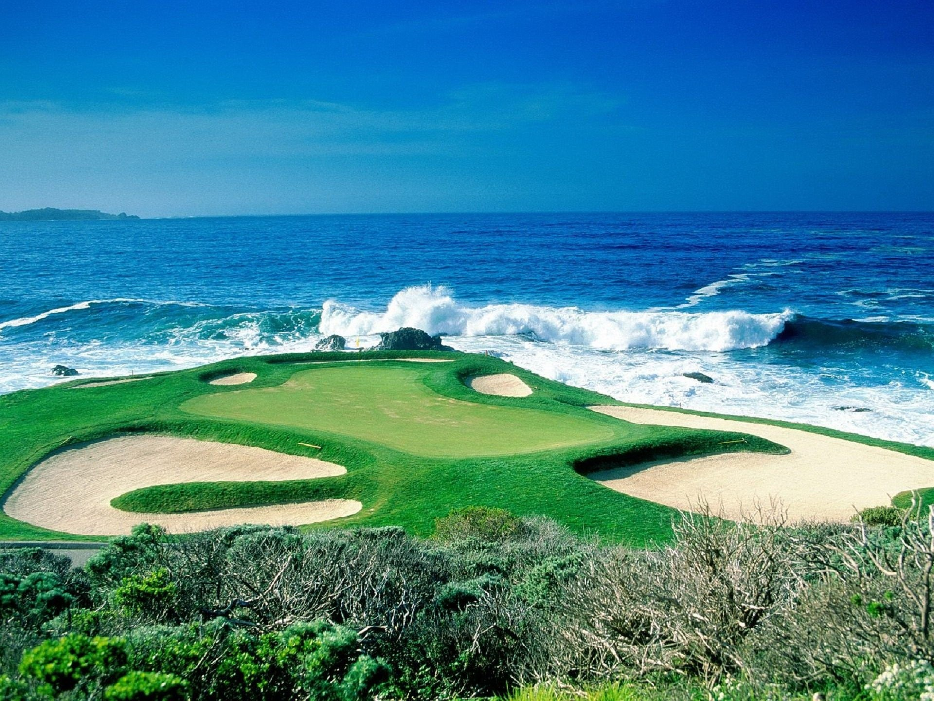 Cool Golf Backgrounds 66 Pictures