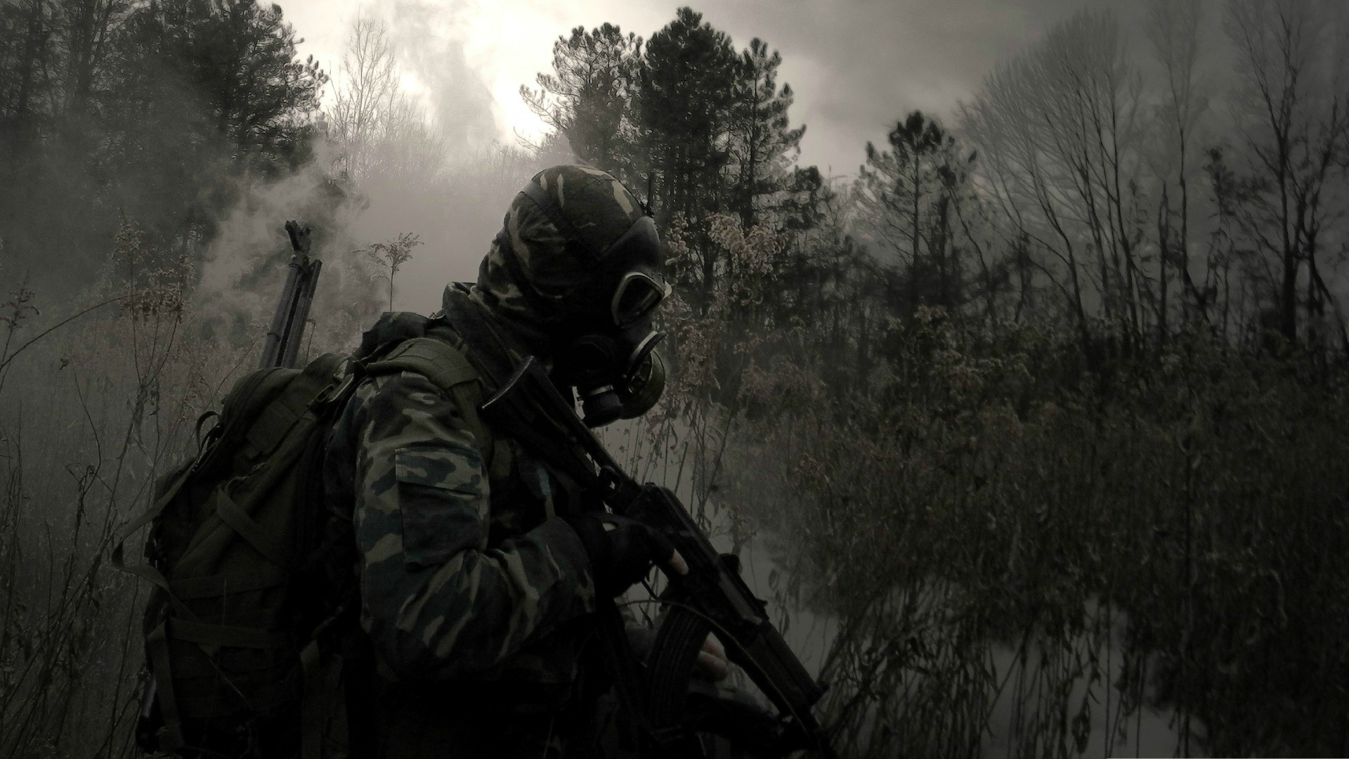 Stalker Shadow Of Chernobyl Wallpaper Hd 72 Pictures