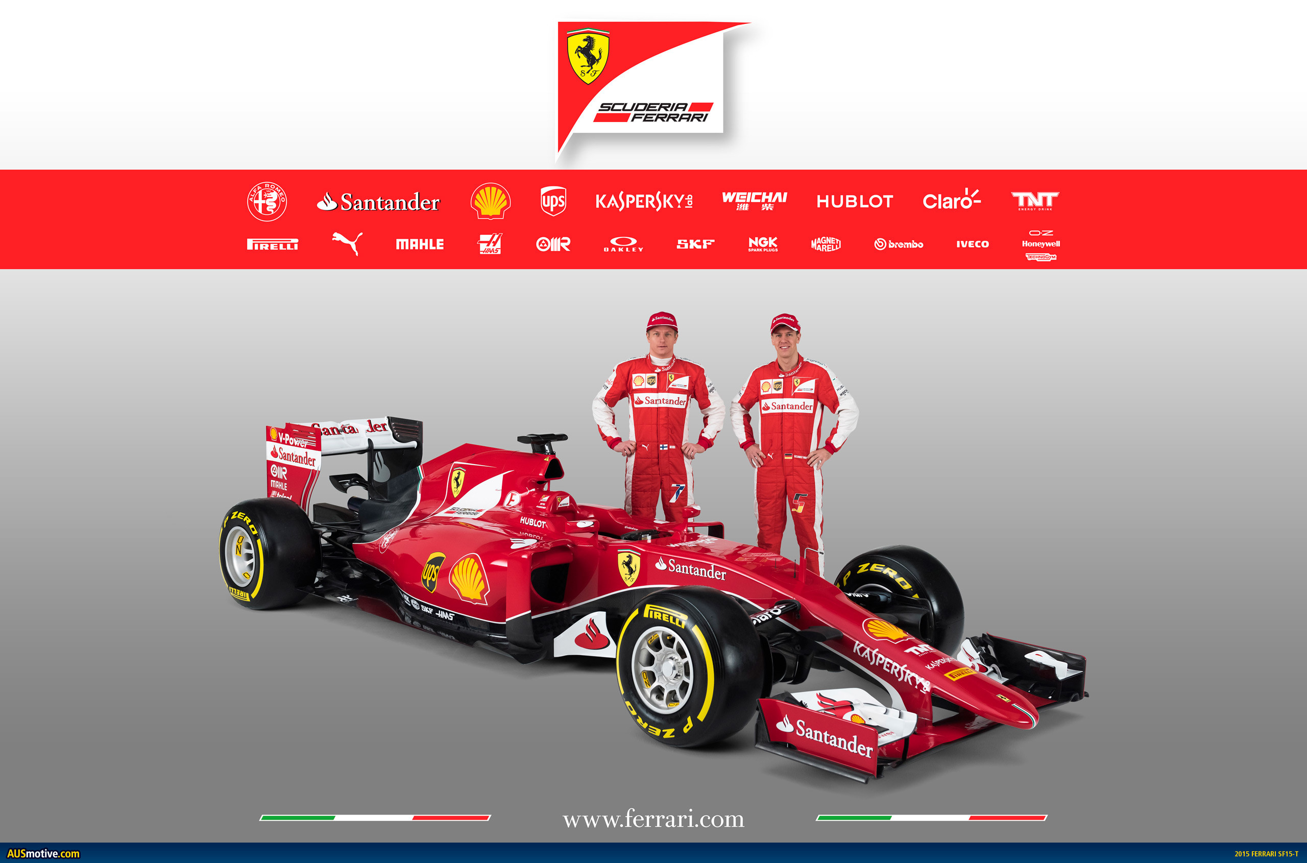 Scuderia Ferrari Wallpapers 73 Pictures