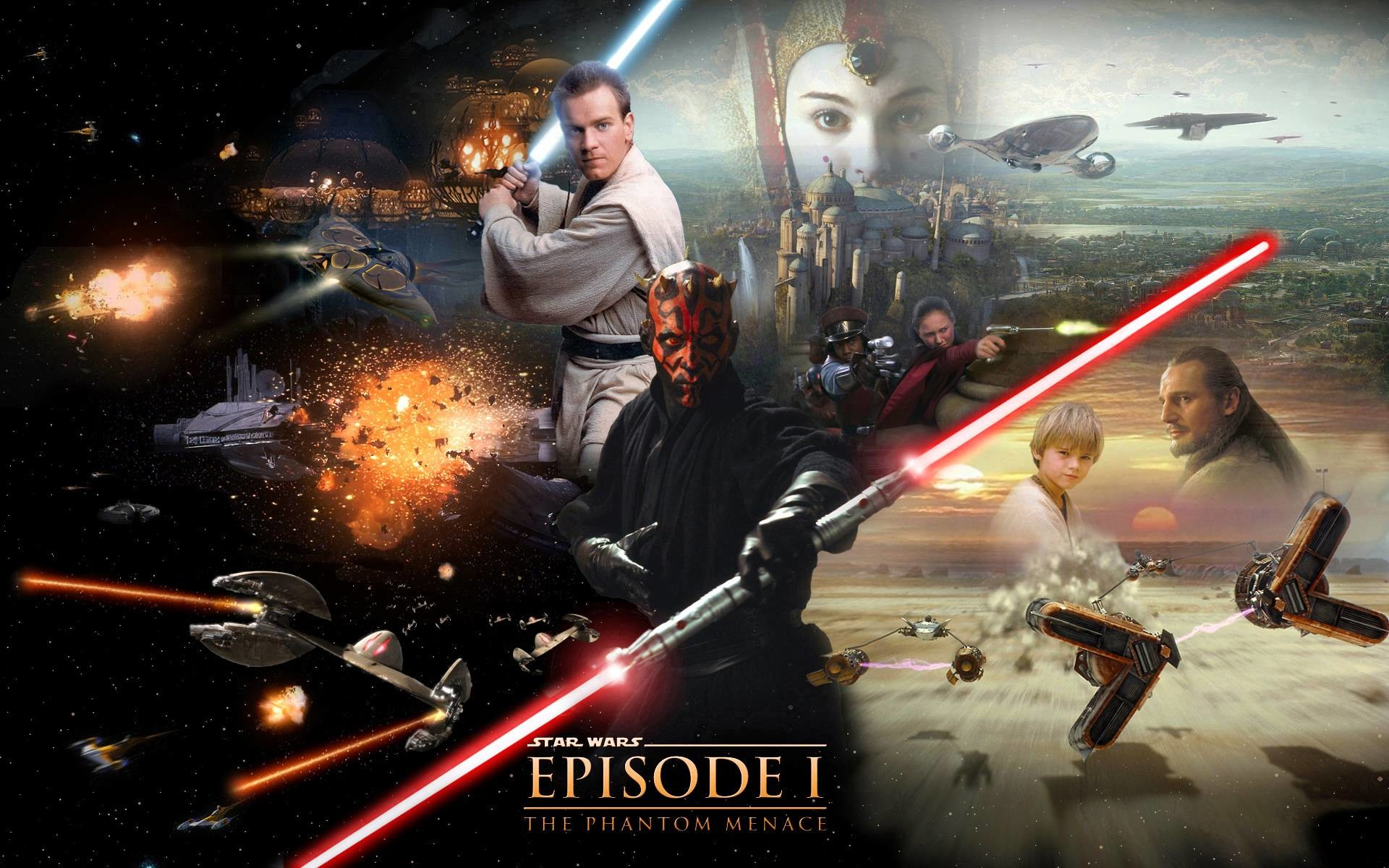 Star Wars Episode 1 Wallpaper 66 Pictures