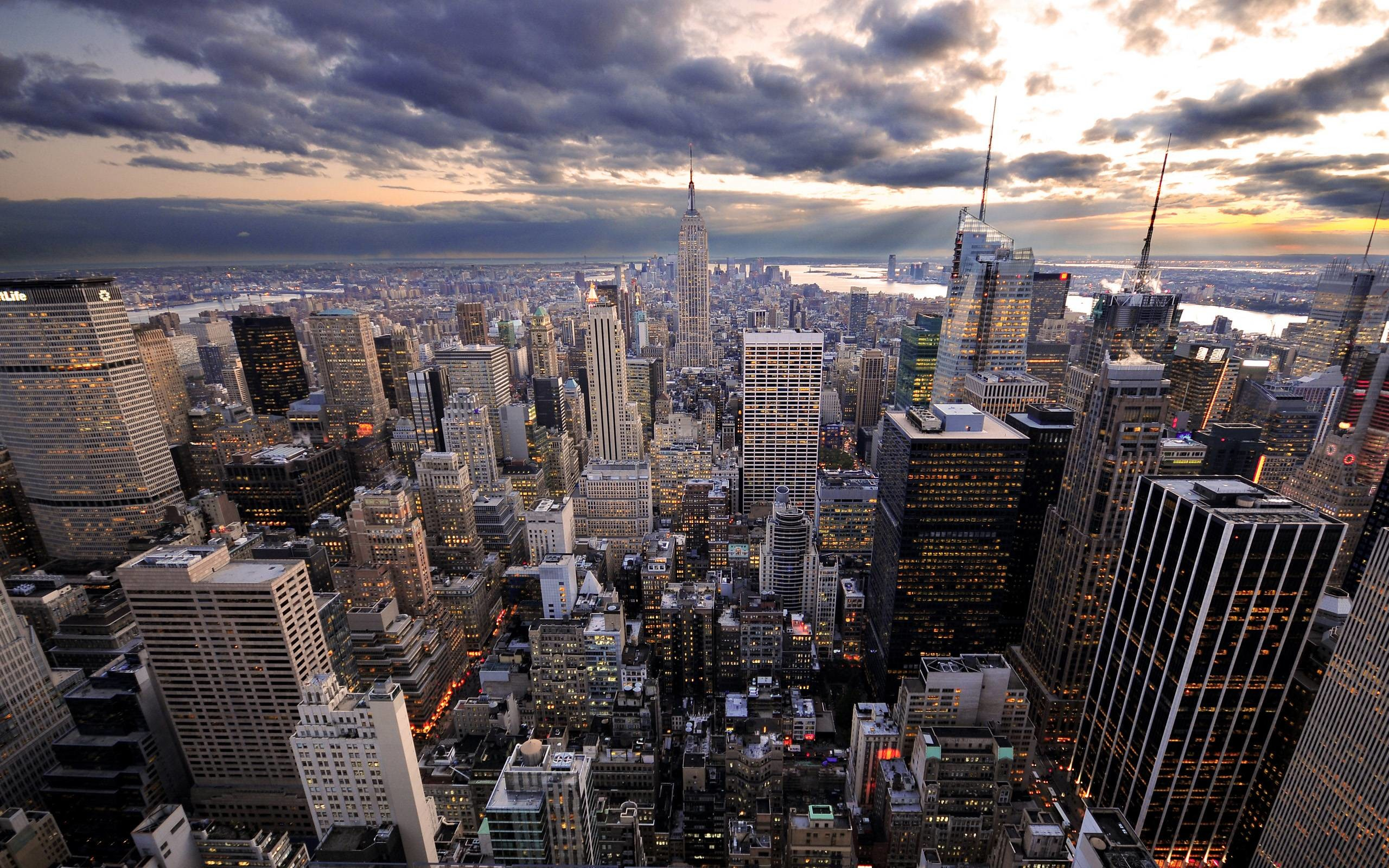 new york city wallpaper widescreen (64+ pictures)