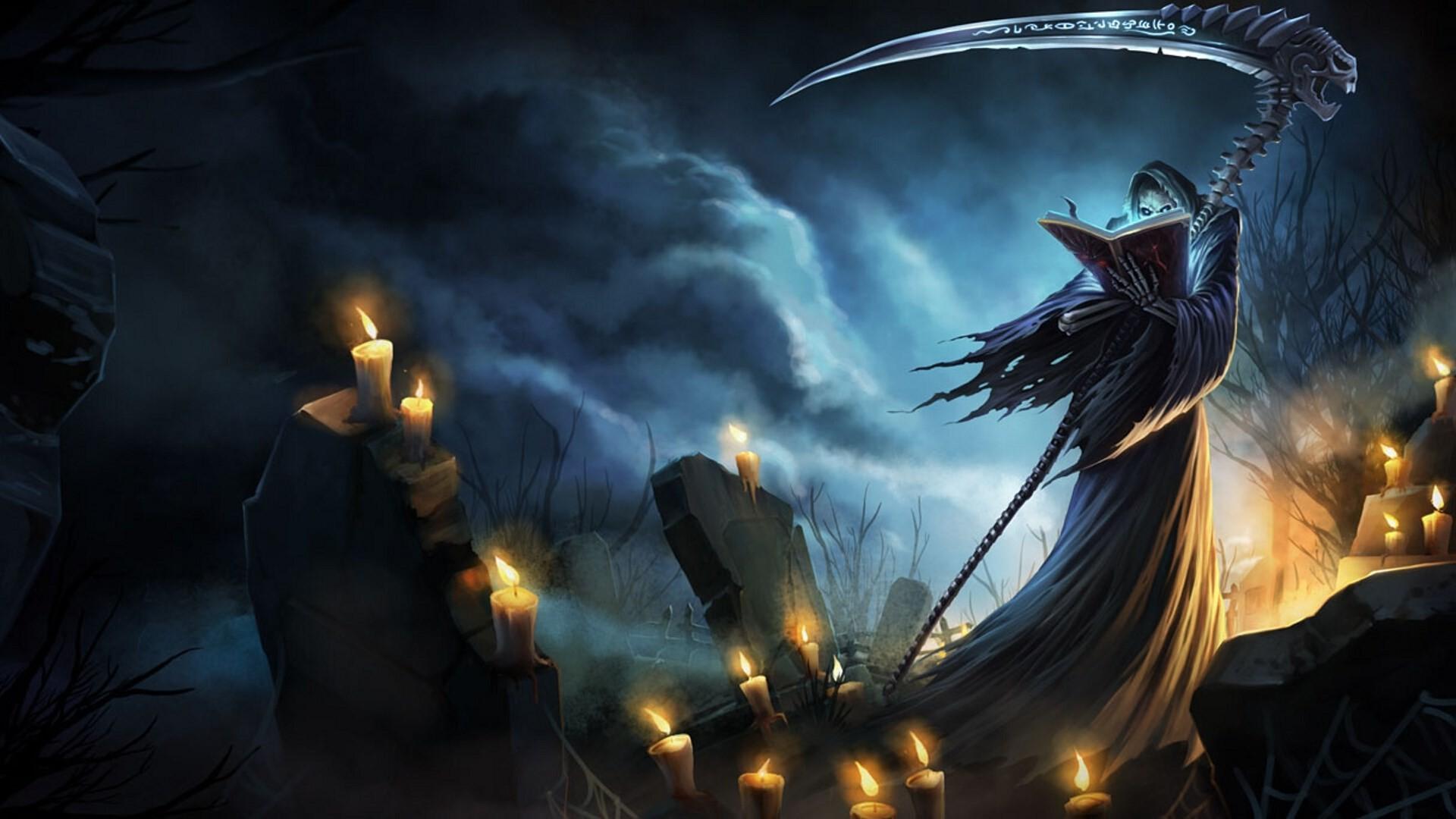 Grim Reaper Wallpaper 64 Pictures
