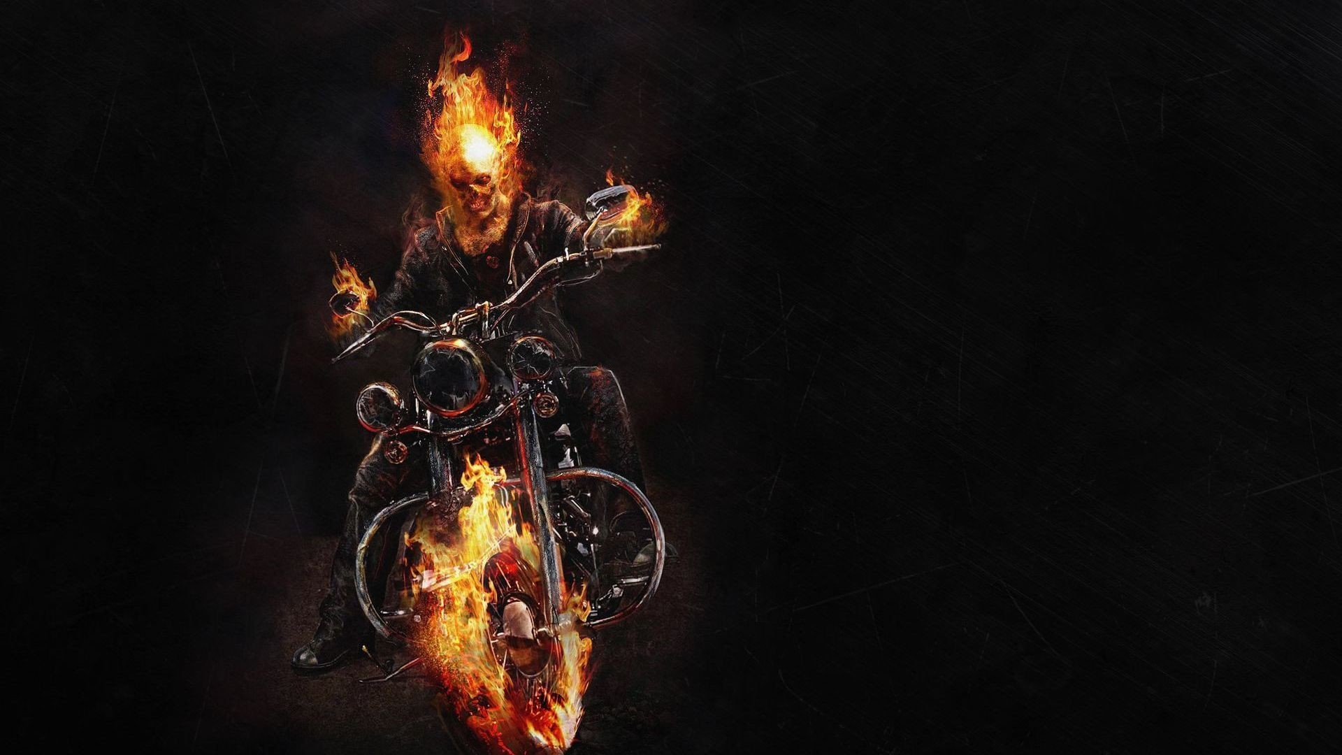 Ghost Rider Desktop Wallpaper (76+