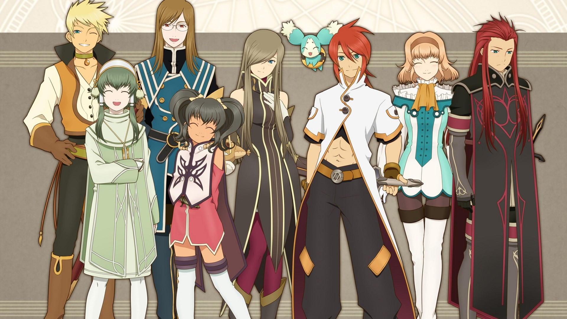 Tales Of The Abyss Wallpaper 65 Pictures