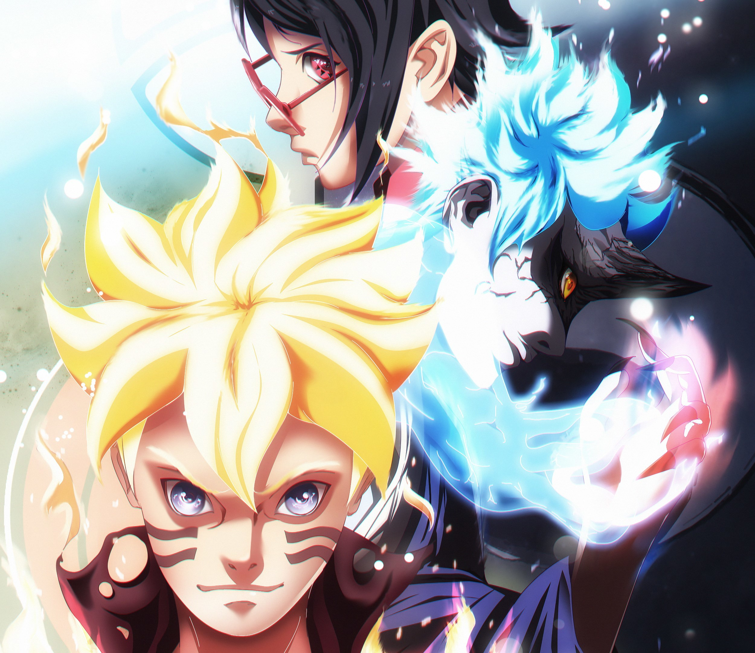 Boruto Wallpapers (68+ pictures)