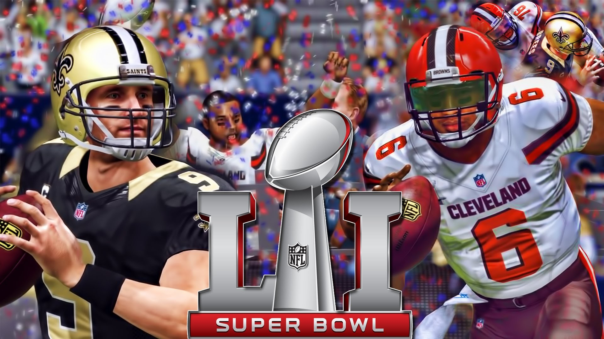 2018 Super Bowl 51 Wallpapers (72+