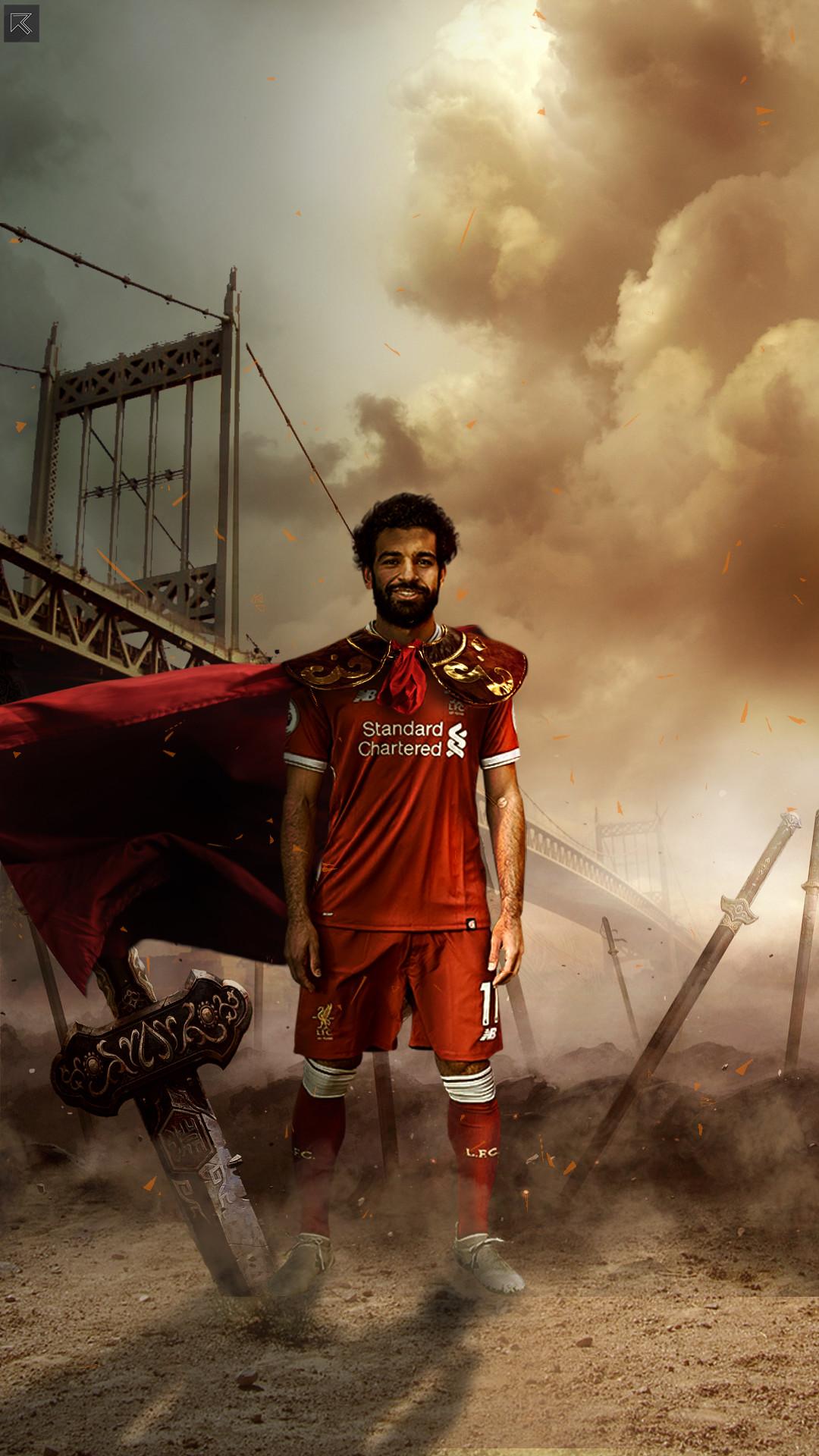 Liverpool wallpaper 2018 84 pictures - Mohamed salah wallpaper ...