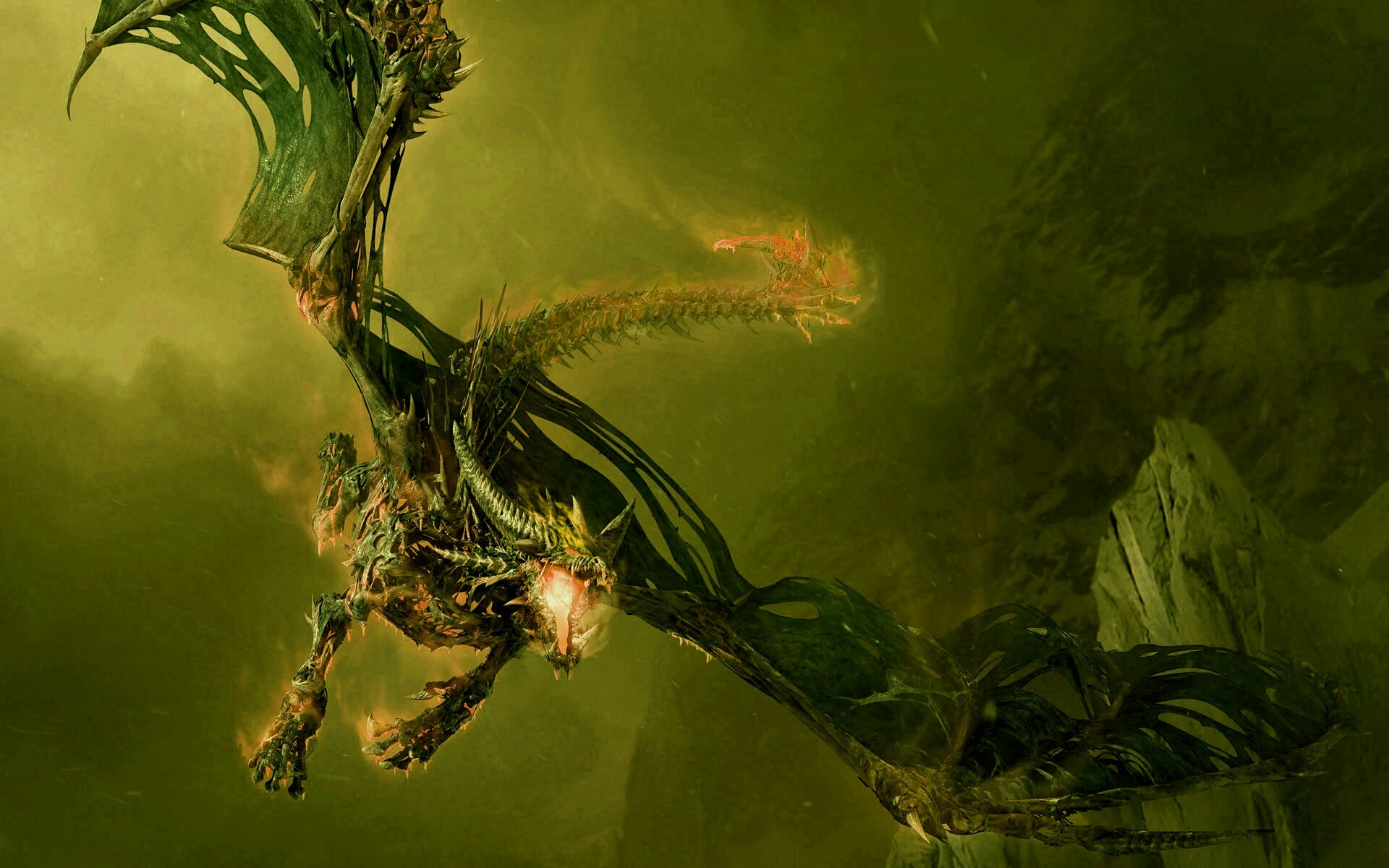 Dragon Desktop Backgrounds (62+ pictures)