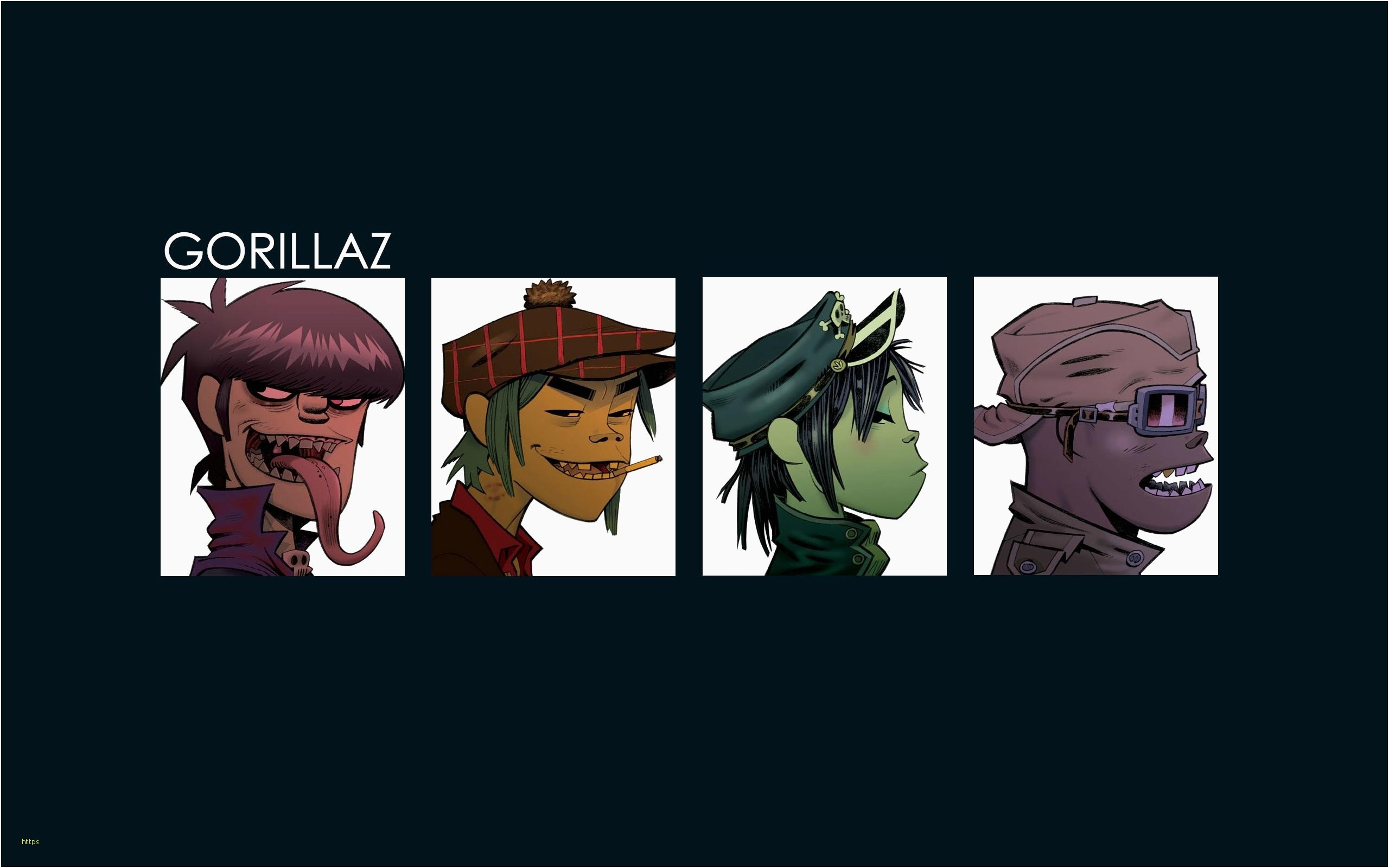 Gorillaz Background 79 Pictures