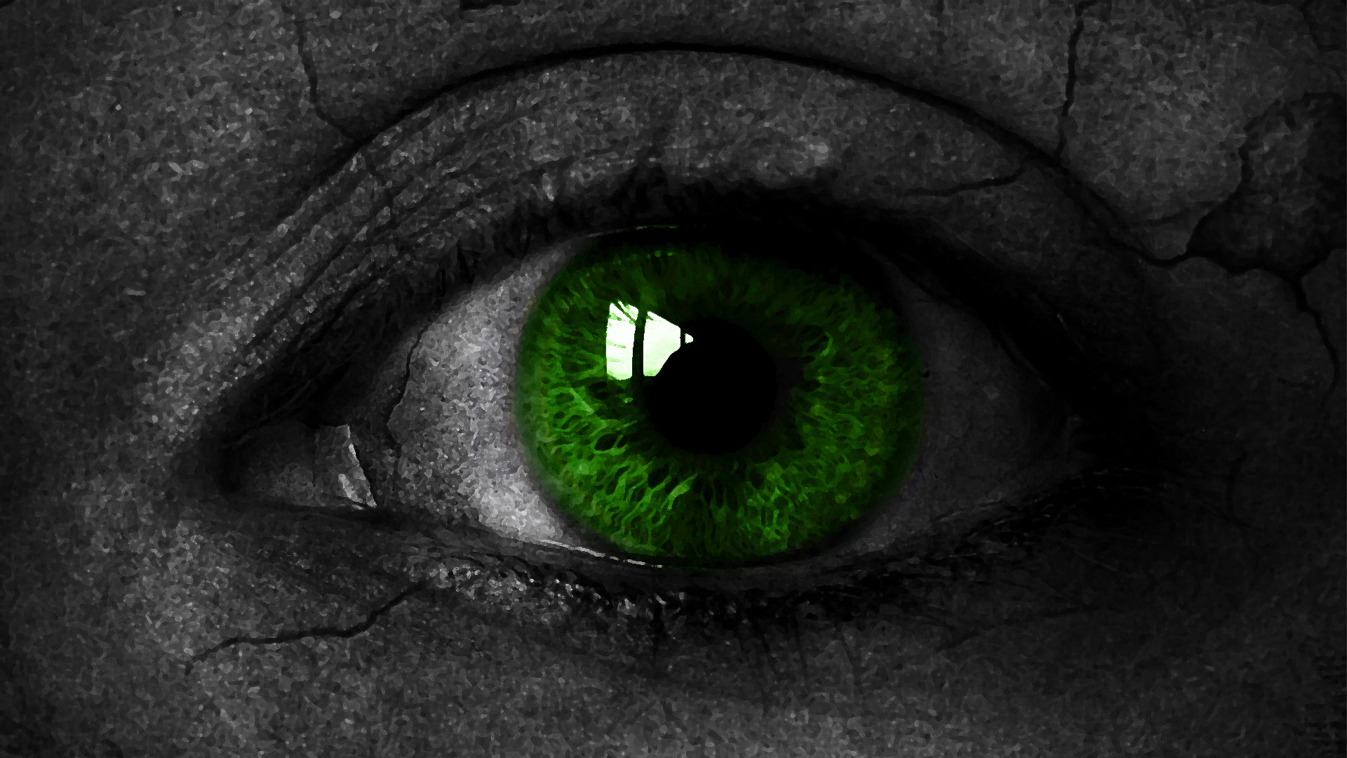 Green Eyes Wallpaper 66 Pictures