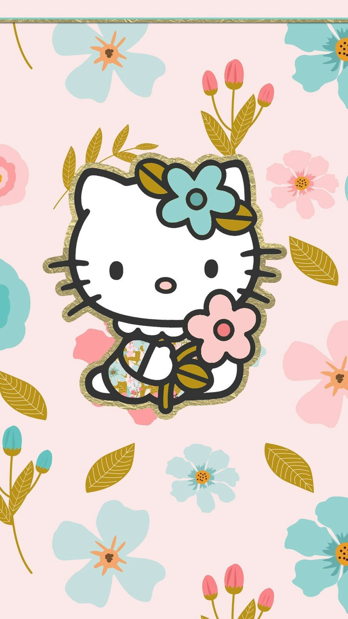 Cute Wallpapers of Hello Kitty (78+ pictures)