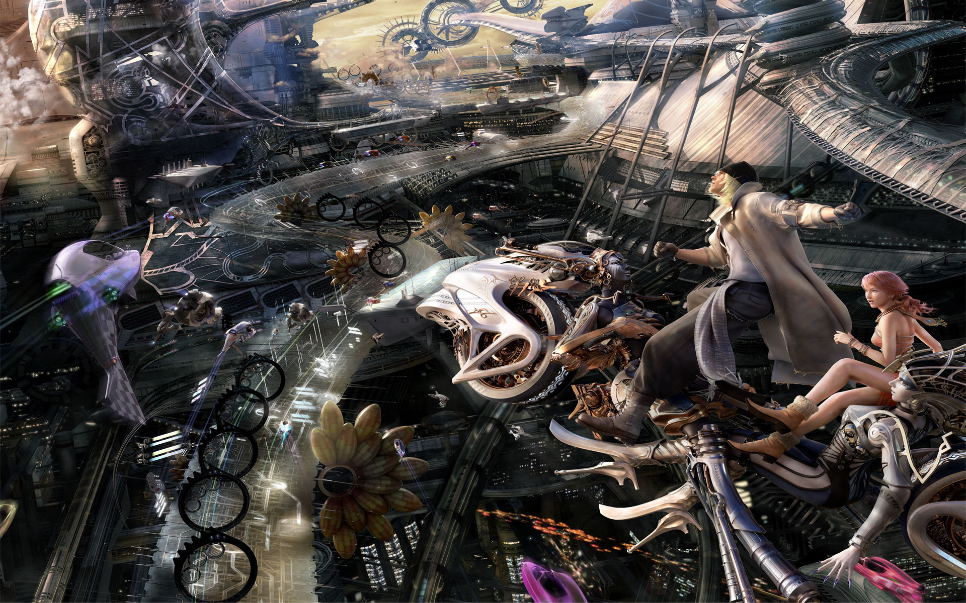 Final Fantasy Xiii Wallpaper 1080p 81 Pictures
