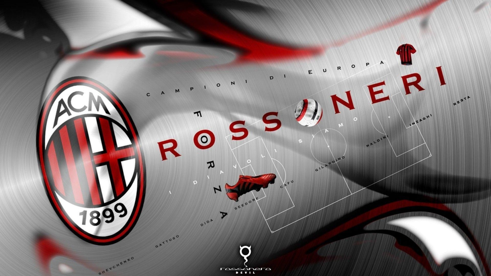 Ac Milan 2018 Wallpaper 76 Pictures