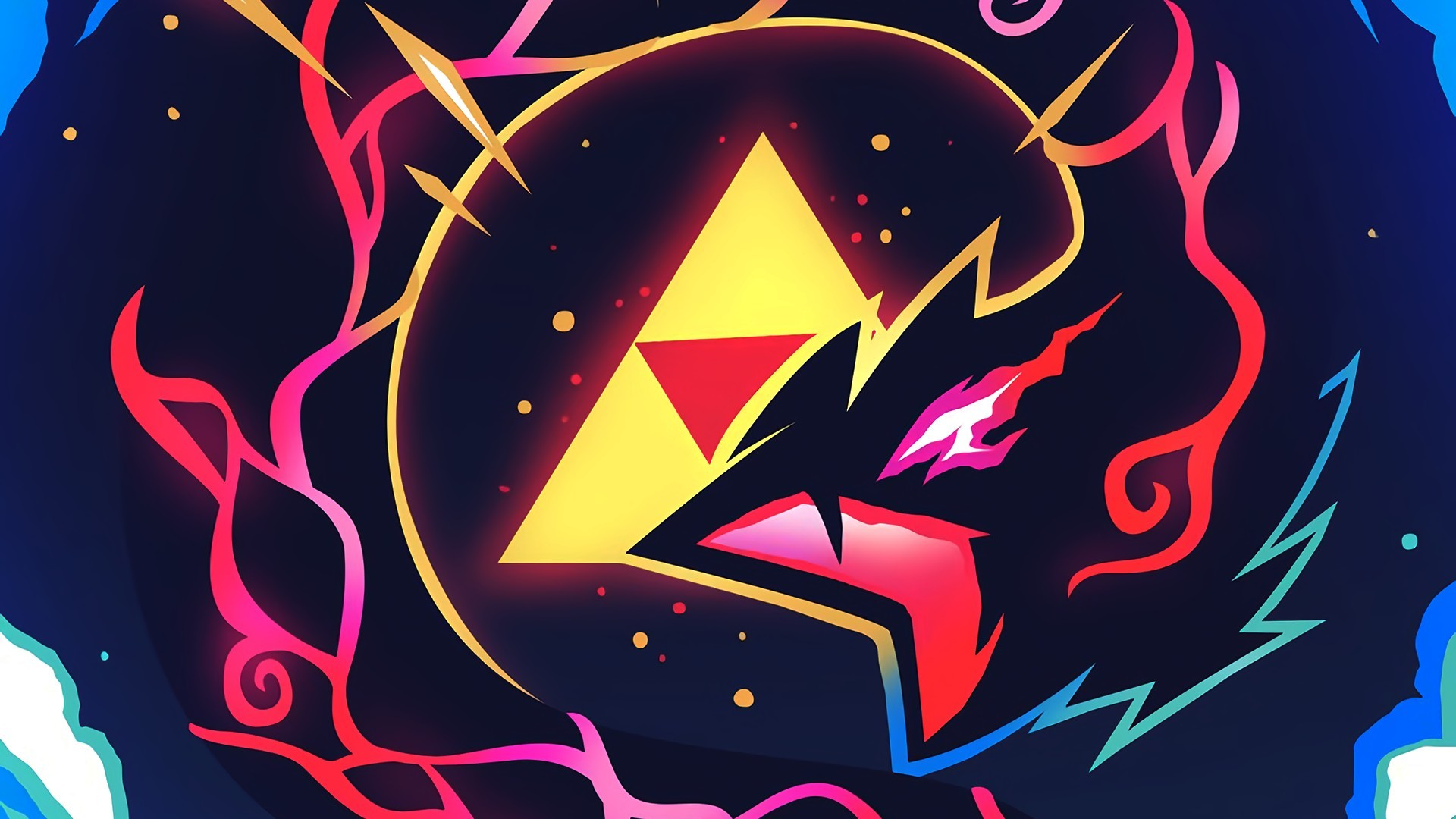 Triforce Wallpaper 76 Pictures