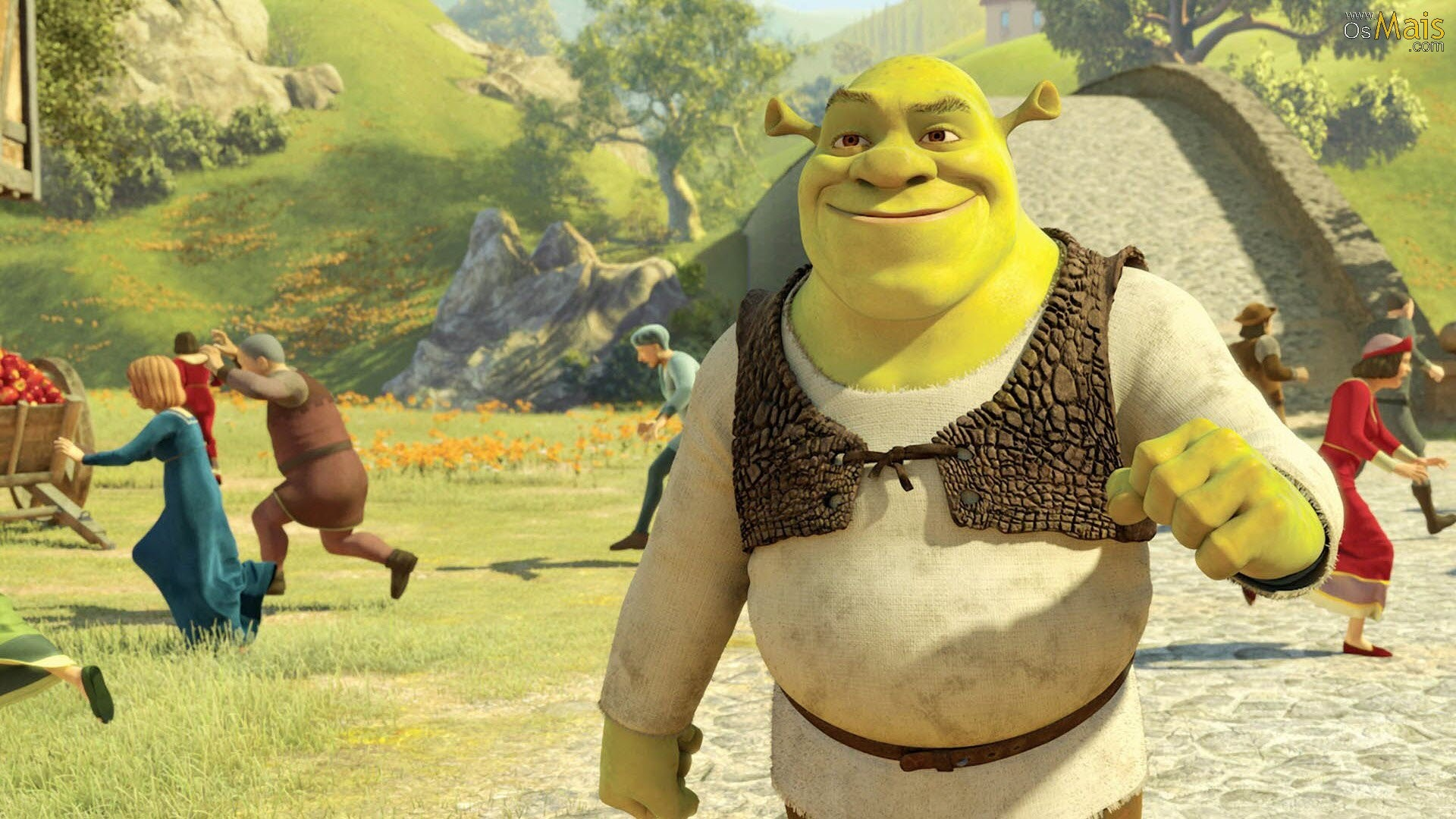 Shrek Wallpaper 70 Pictures