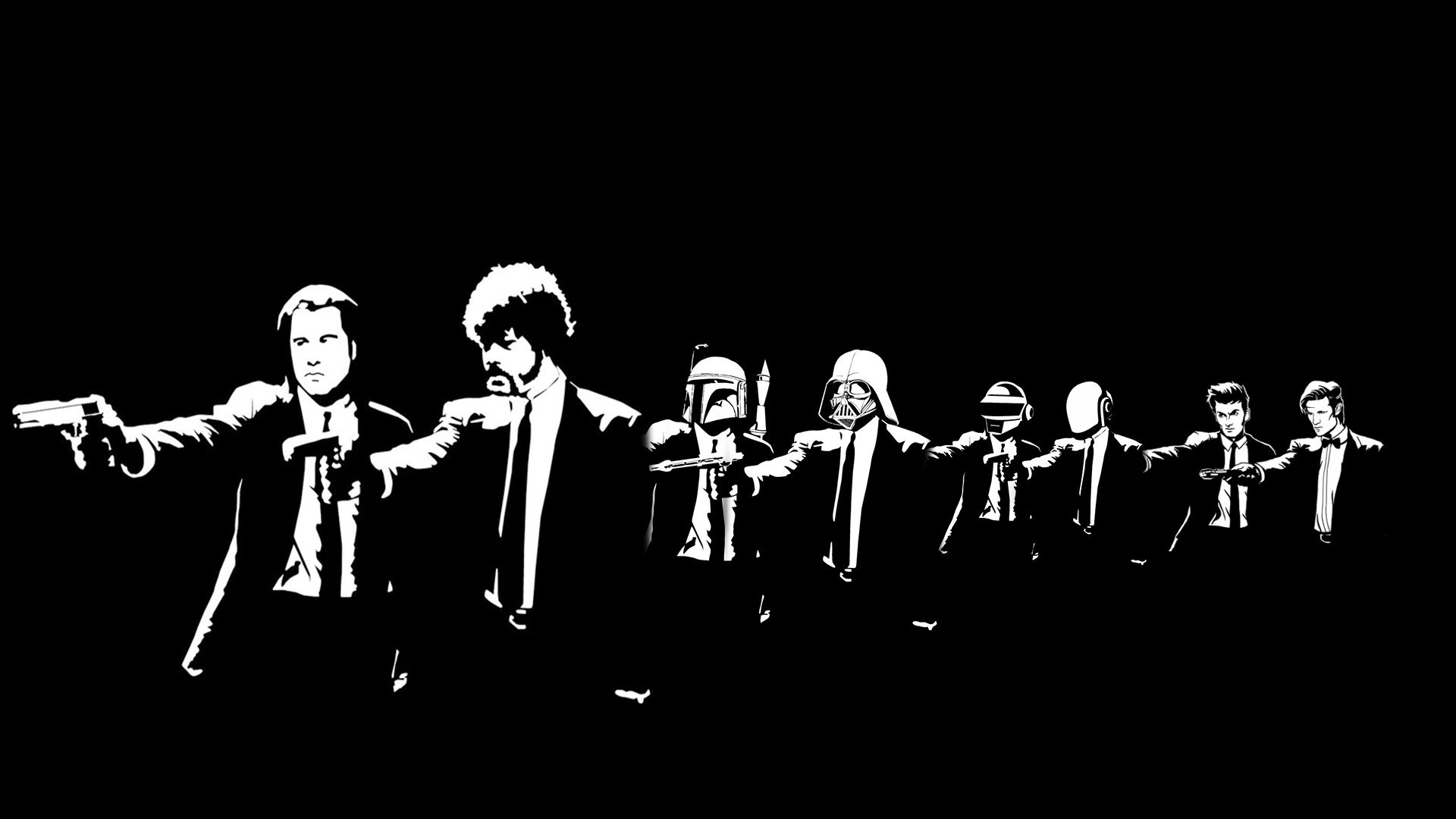 Pulp Fiction Wallpaper 66 Pictures
