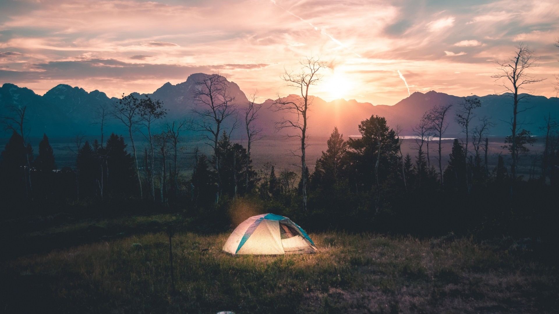 Camping Wallpapers (57+ pictures)