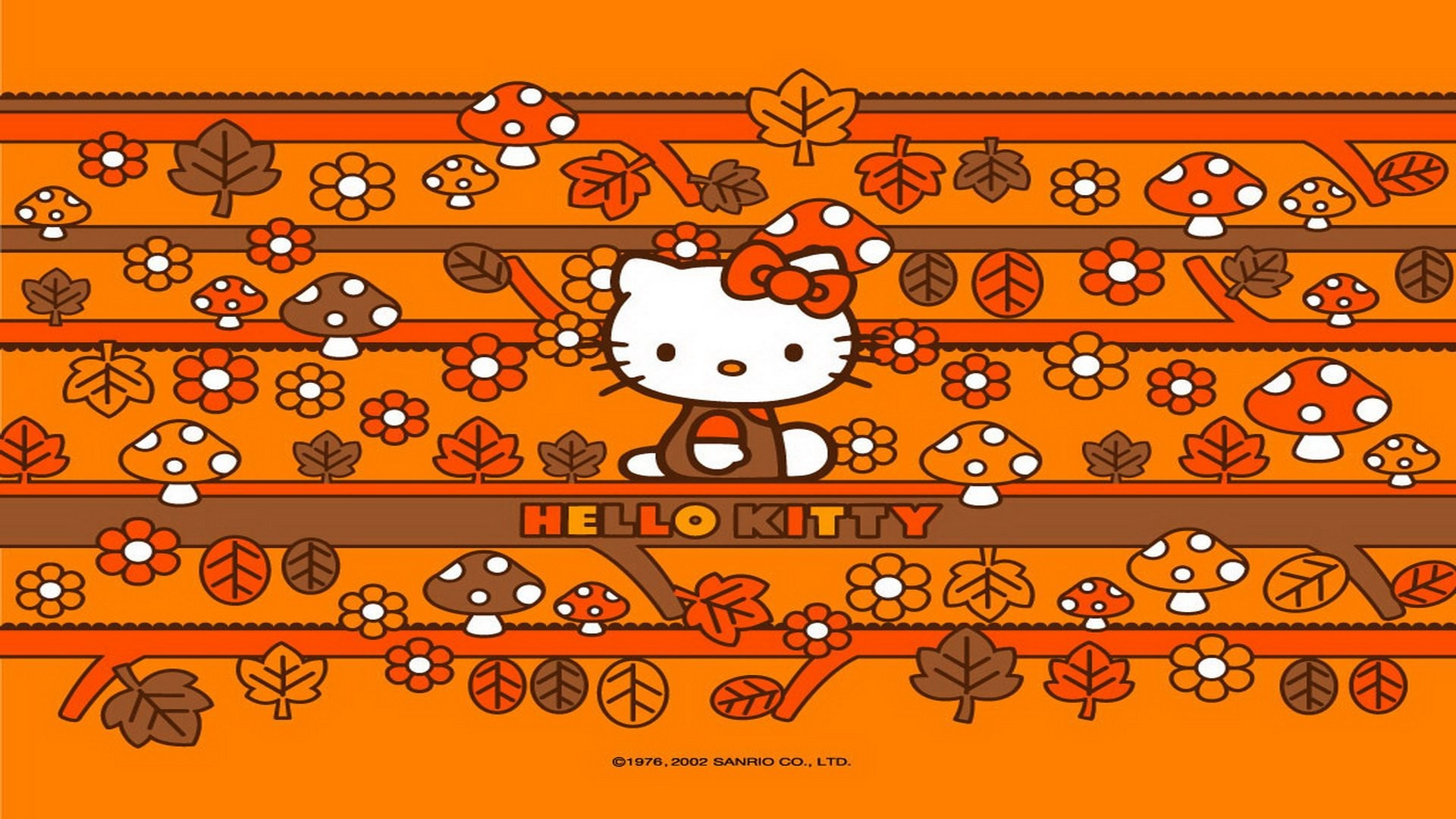 Hello Kitty Thanksgiving Wallpaper (53+ pictures)