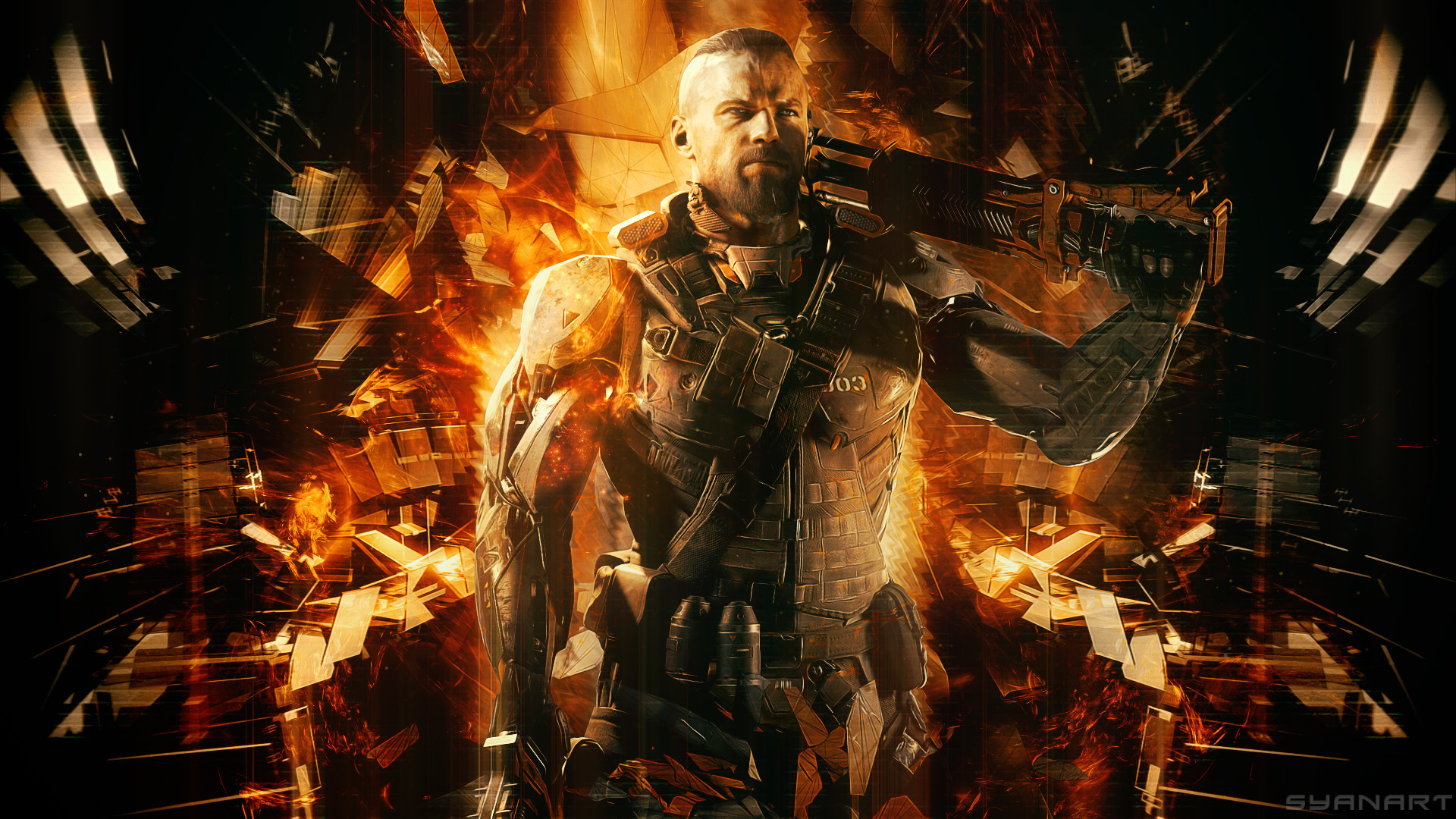 Call Of Duty Black Ops Iii Wallpapers 83 Pictures