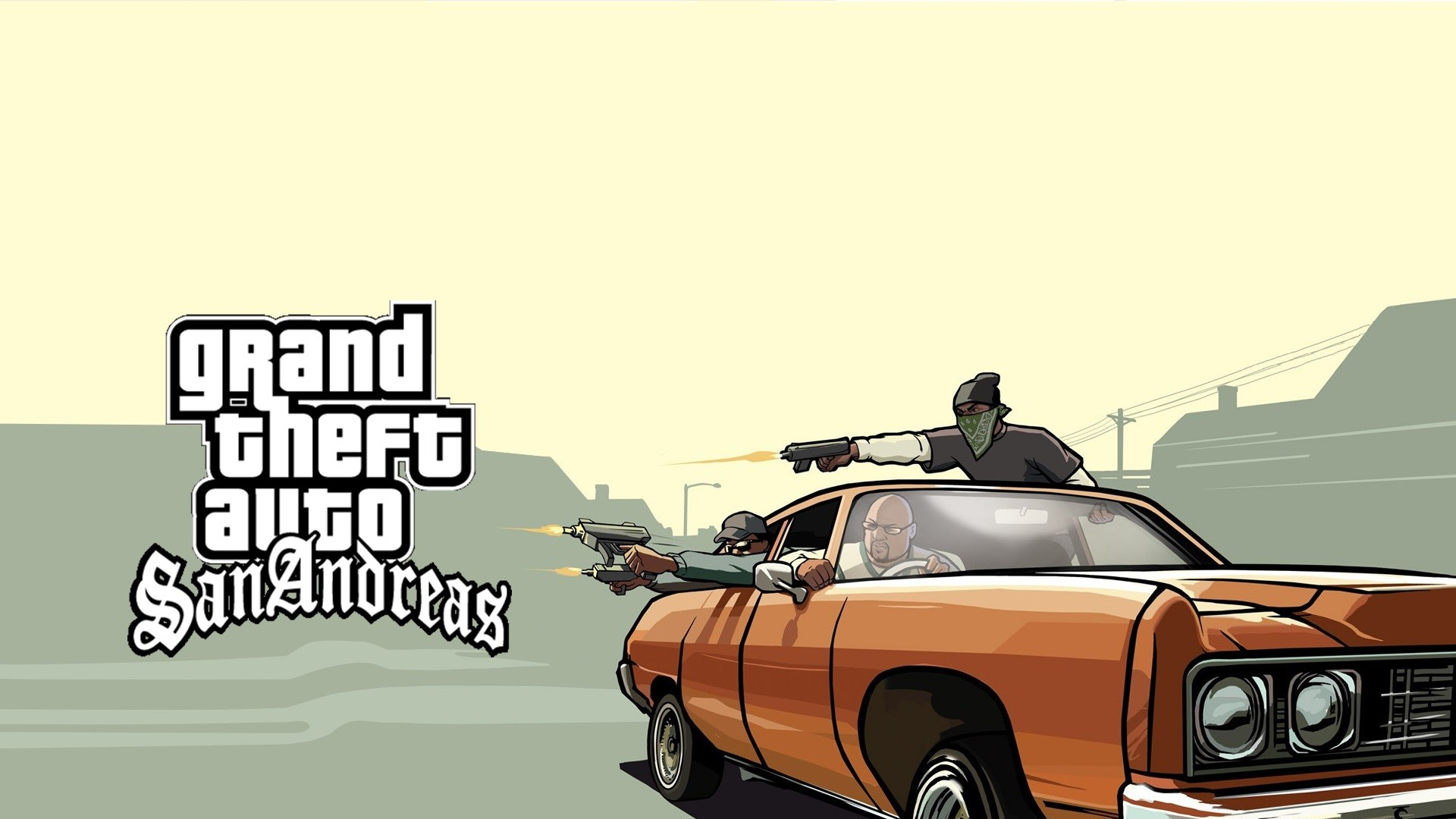 gta san andreas wallpapers (62+ pictures)