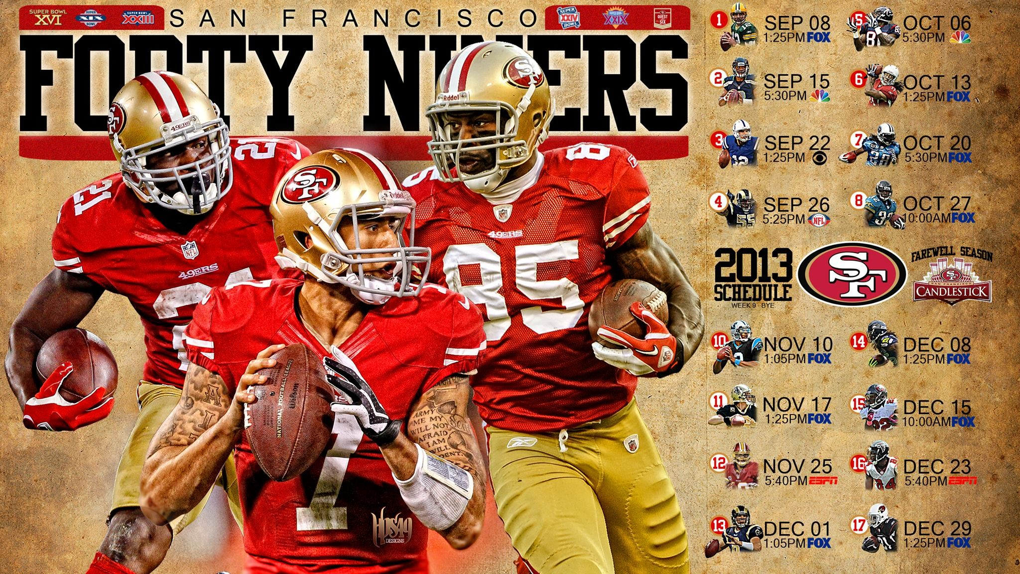 San francisco 49ers wallpaper 2018 51 pictures 1920x1080 40 niner wallpaper 49ers san francisco voltagebd Choice Image
