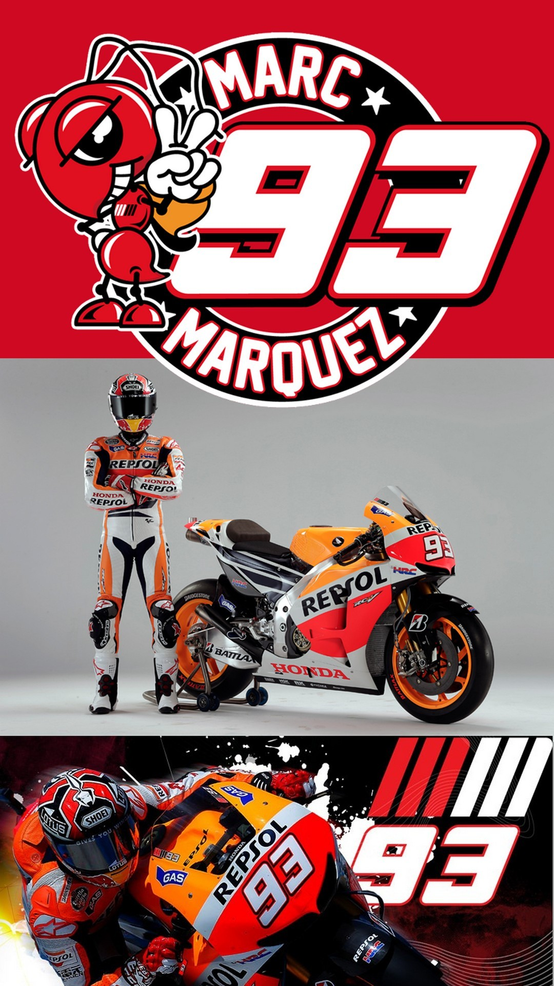 Marc Marquez Wallpapers 67 Pictures