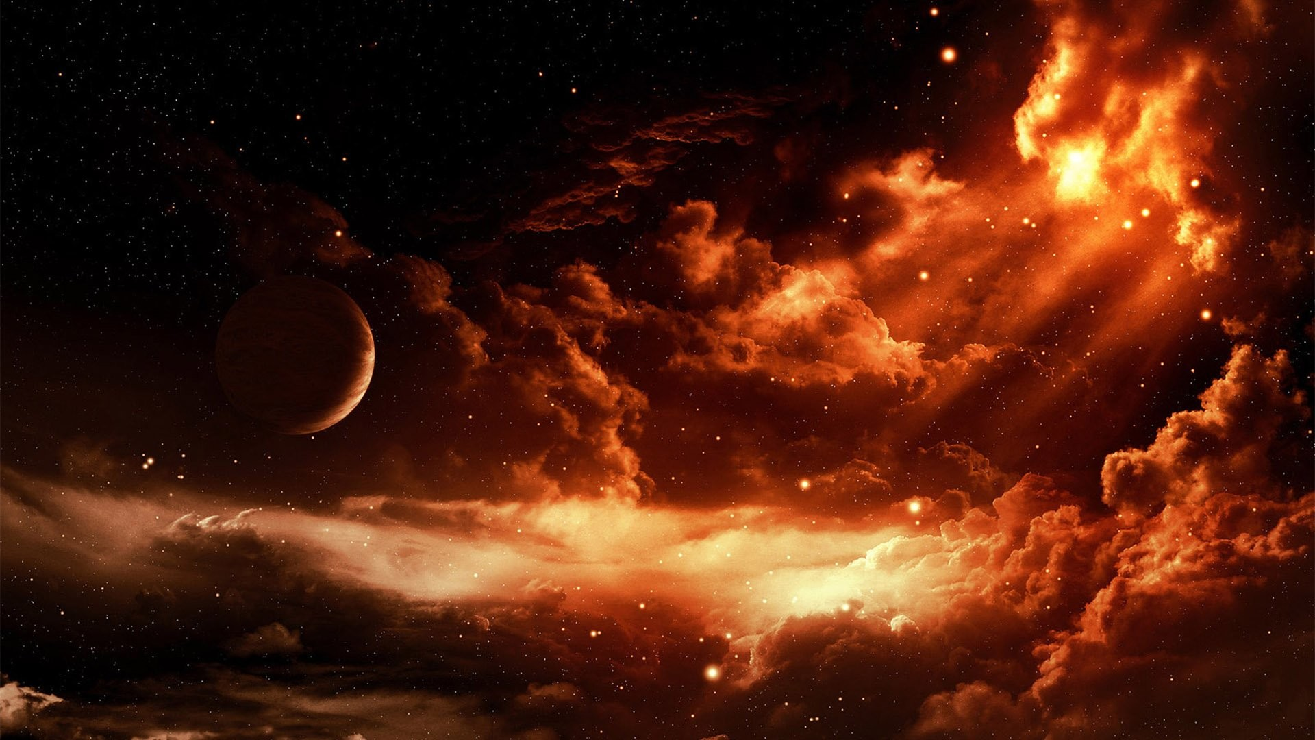1080p Space Wallpapers 74 Pictures