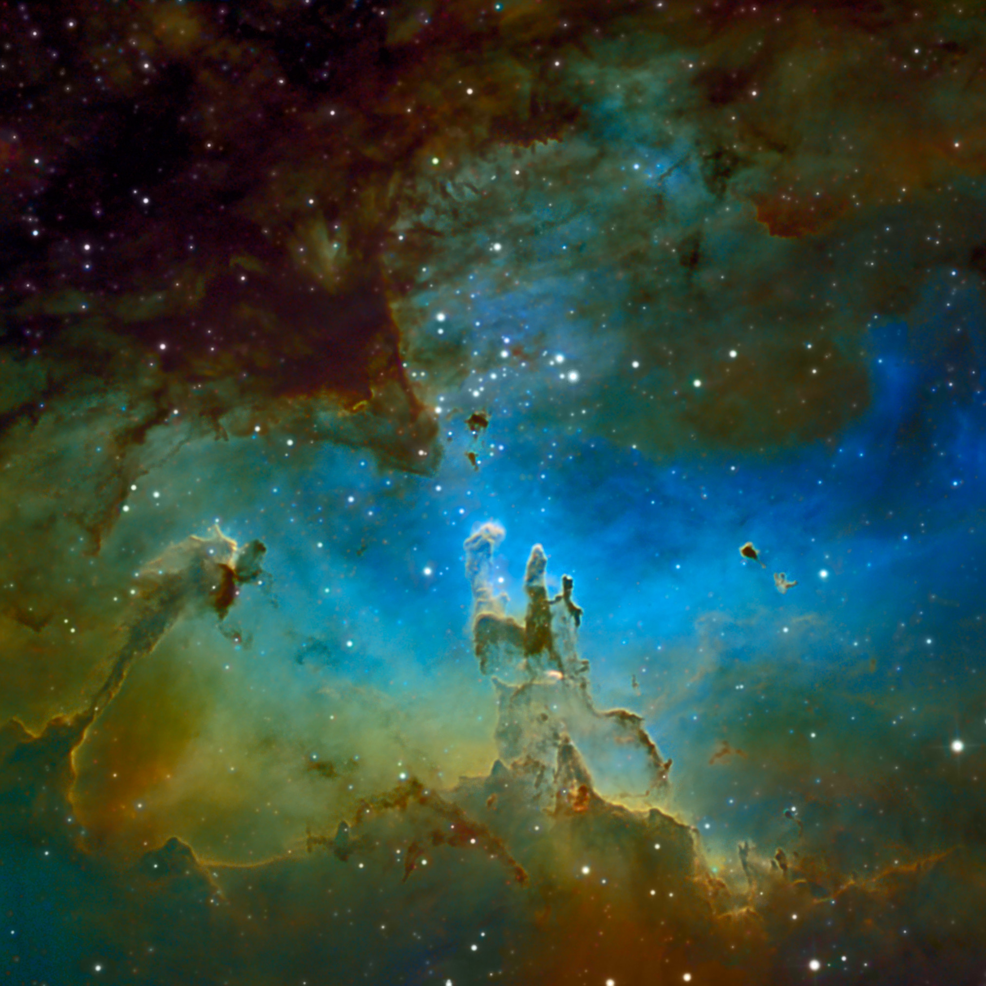 Pillars of Creation Wallpaper (53+ pictures)