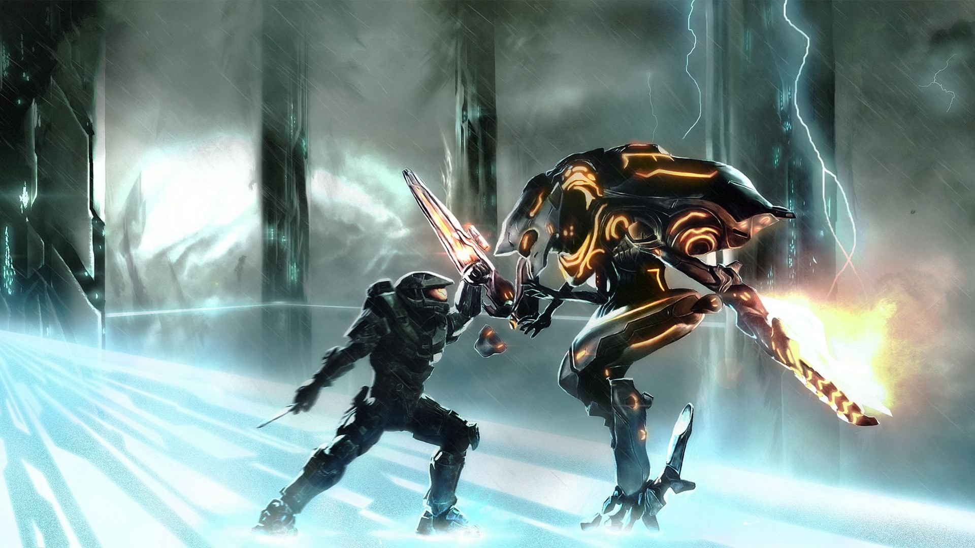 Cool Halo Wallpapers (74+ pictures)