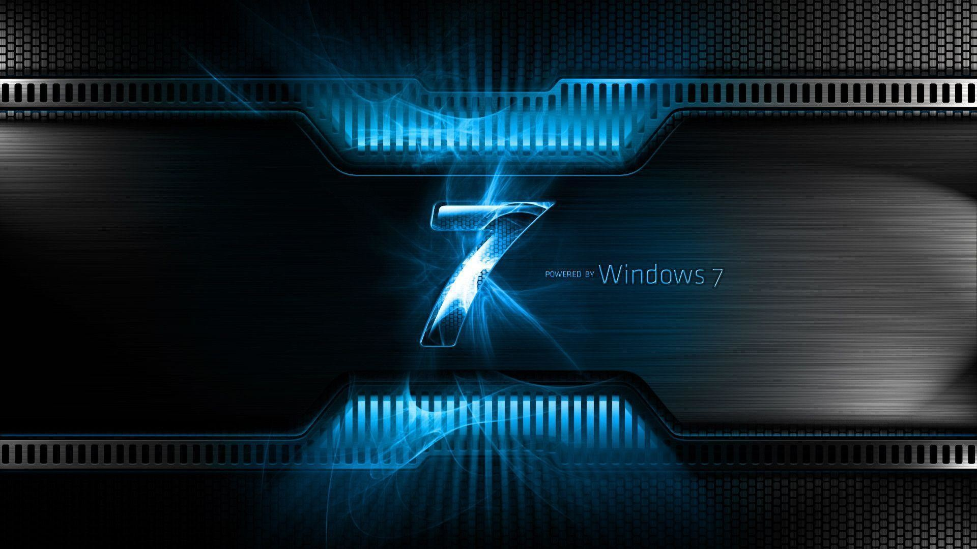 Windows 7 Black Background 67 Pictures