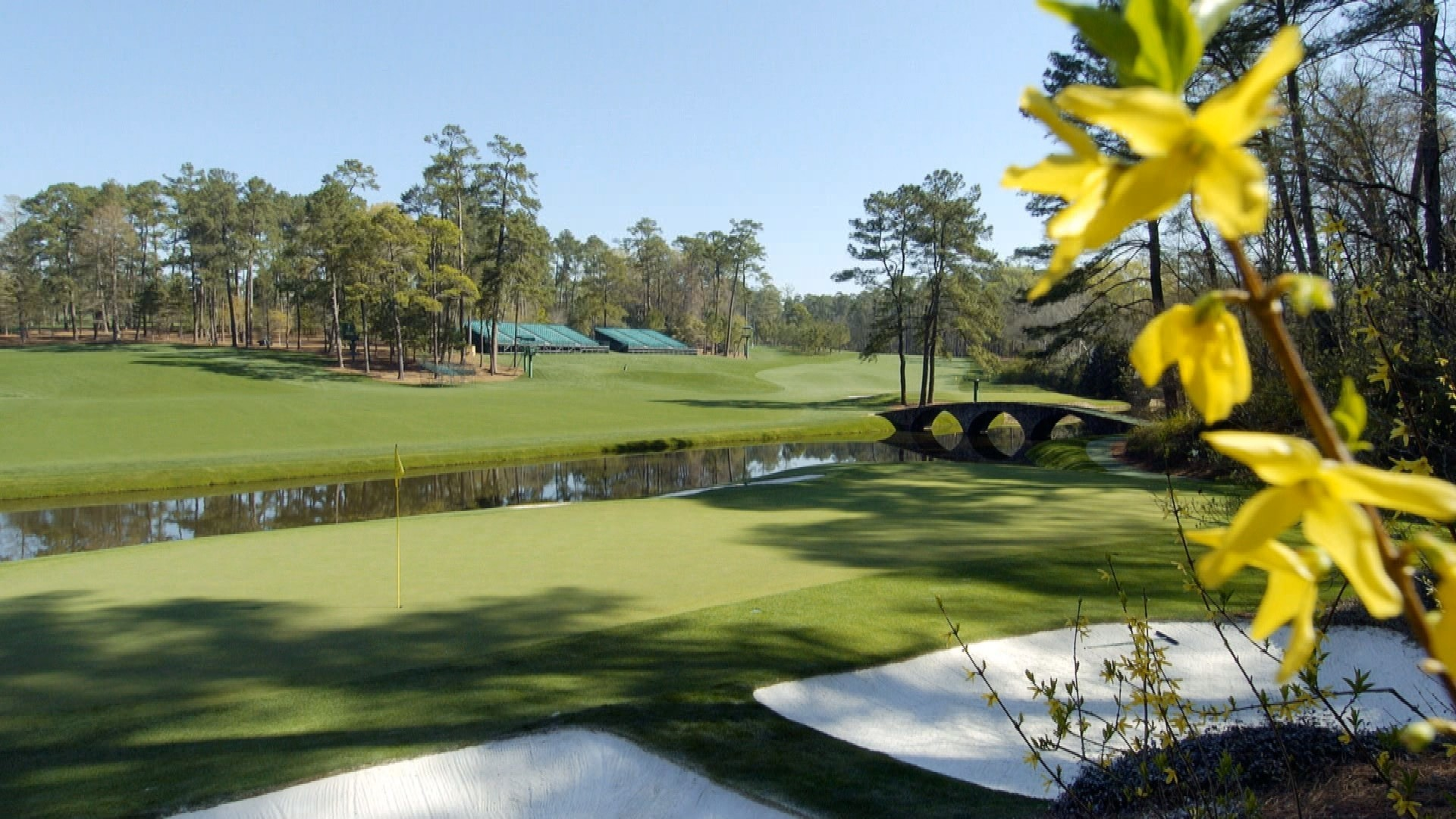 1920x1080 The Augusta National Golf Course Wallpapers HD Masters 2015 8 Download Wallpaper