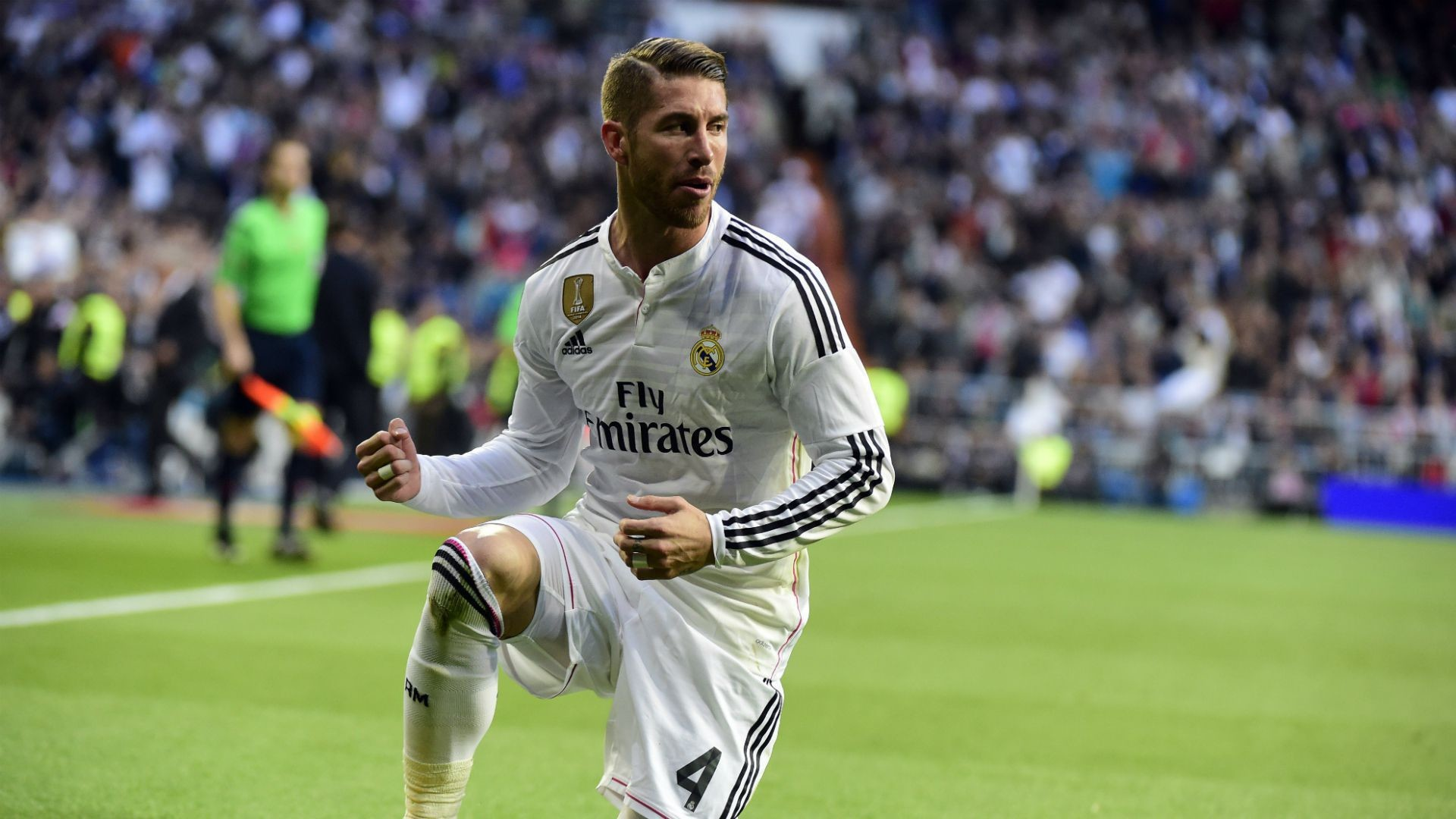 Sergio Ramos 2018 Wallpaper HD (83+ Pictures