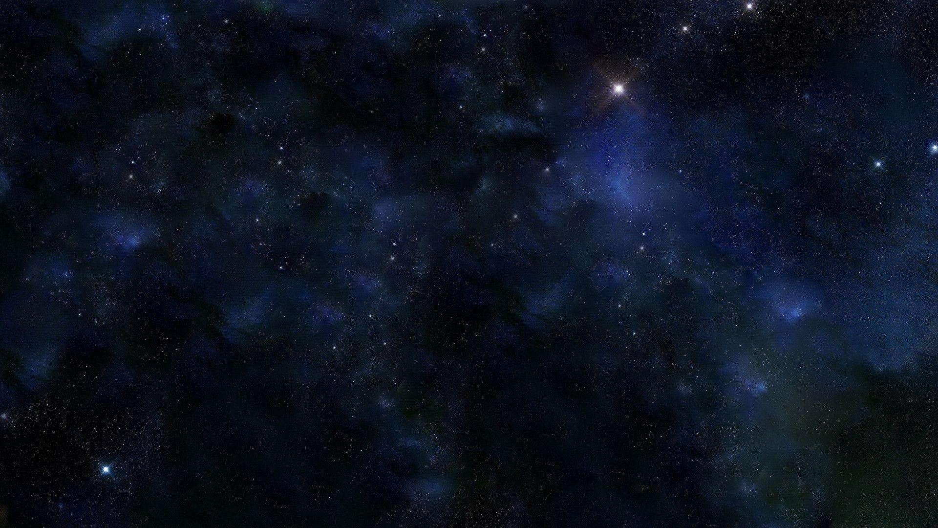 Dark Space Background 64 Pictures