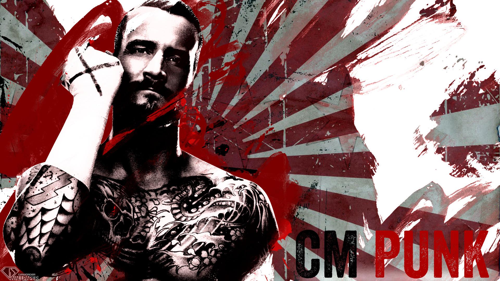 Cm Punk Logo Wallpaper 2018 (59+ pictures)