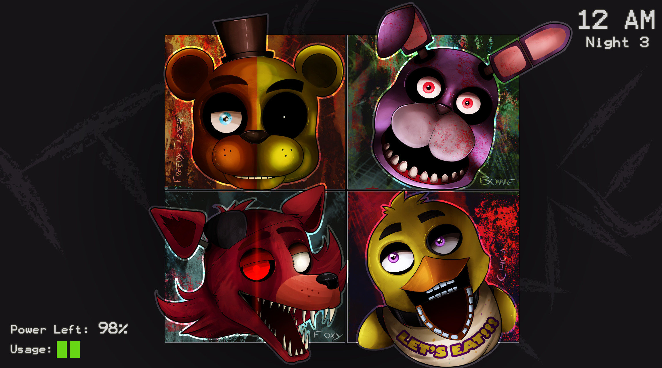 Five Nights At Freddys Wallpapers 81 Pictures