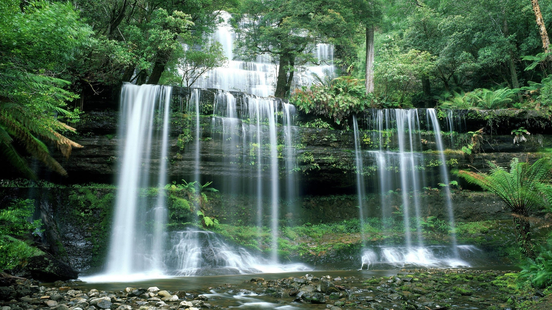 Beautiful Waterfall Wallpaper 47 Pictures
