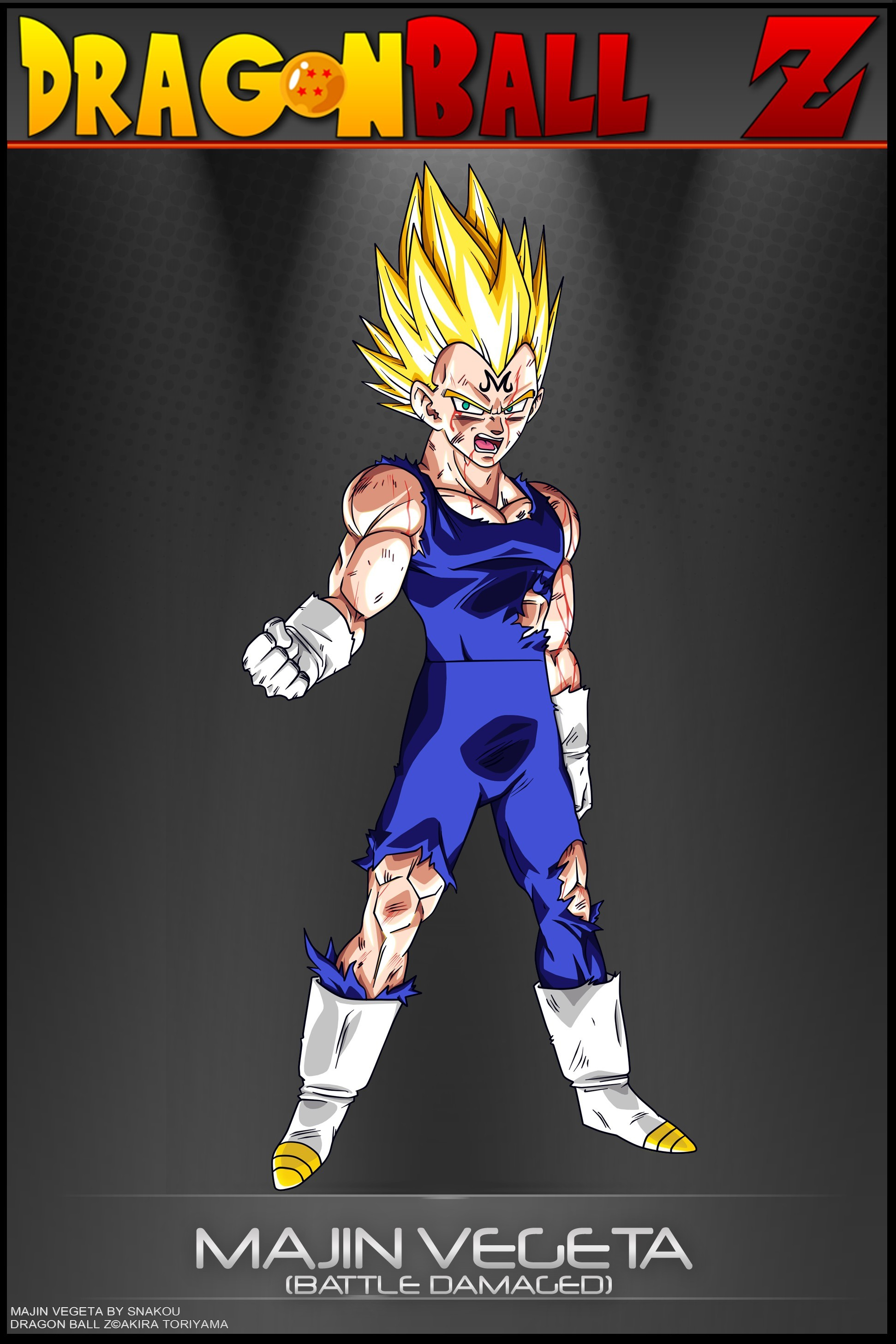 Majin Vegeta Wallpapers 66 Pictures