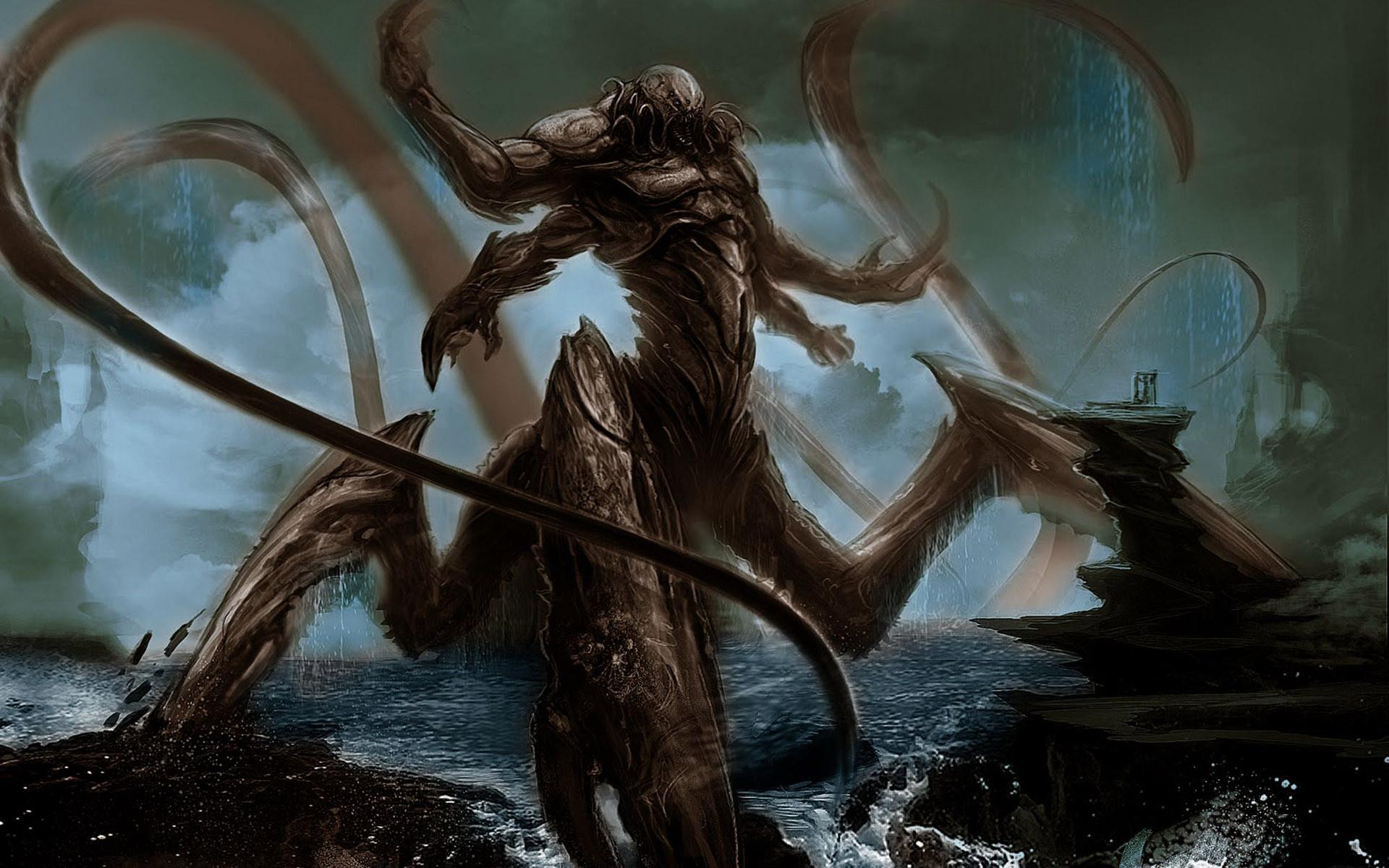 Kraken Wallpaper (76+ pictures)